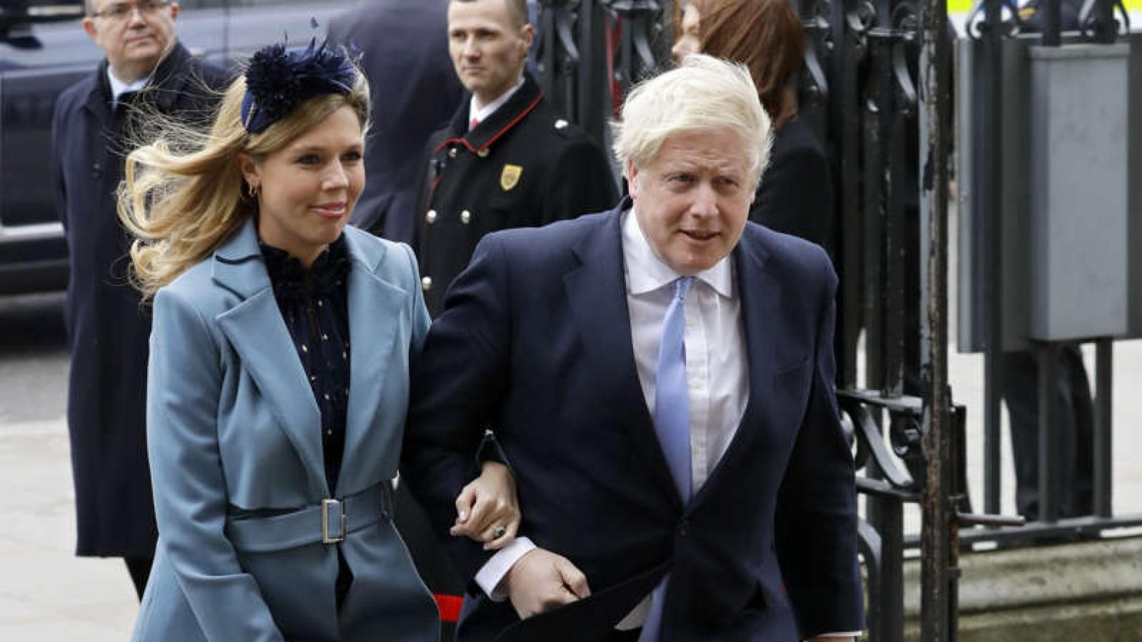 Truyền thông Anh: Thủ tướng Boris Johnson bí mật kết hôn lần ba