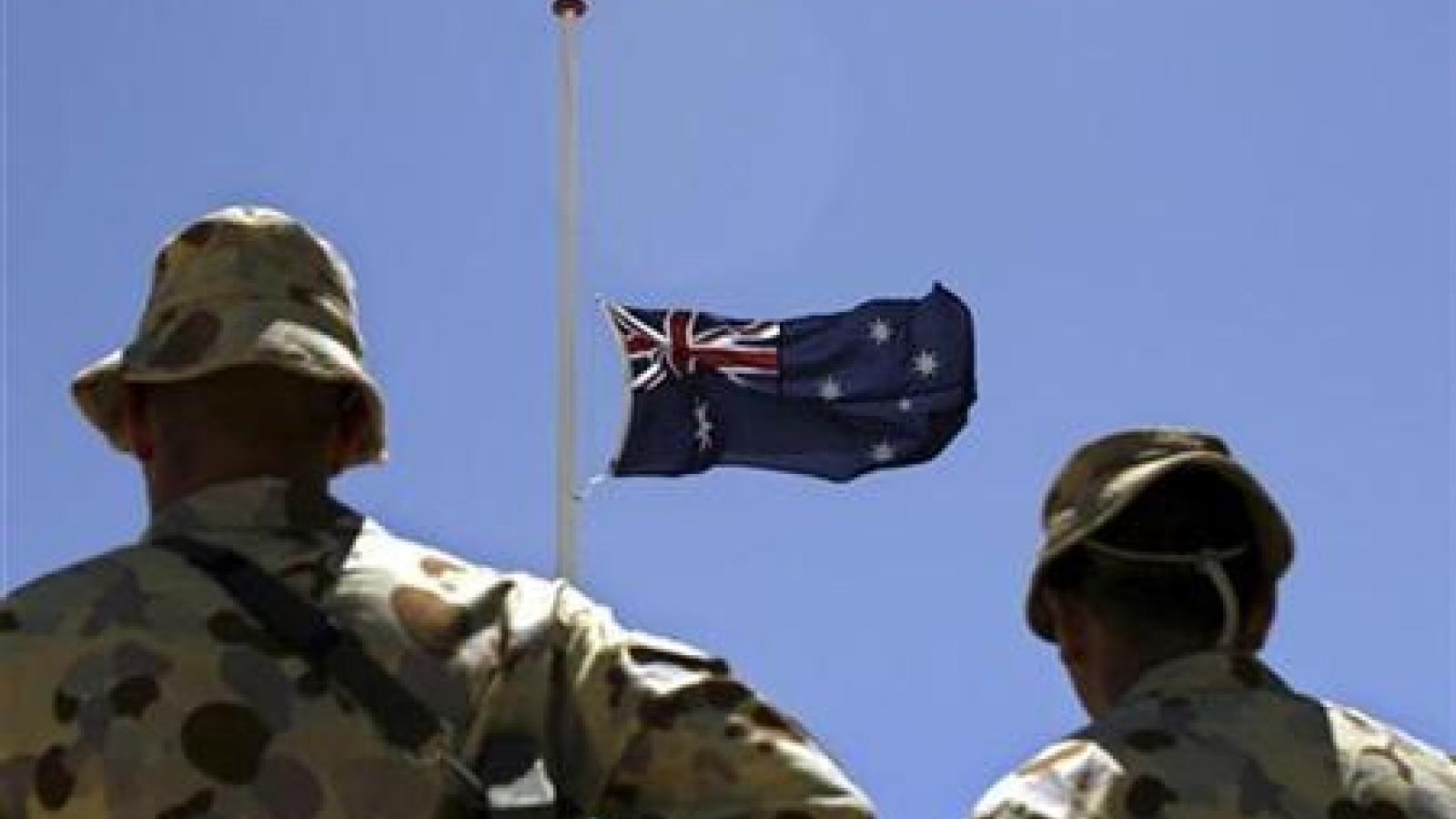 Australia đóng cửa Đại sứ quán tại Afghanistan