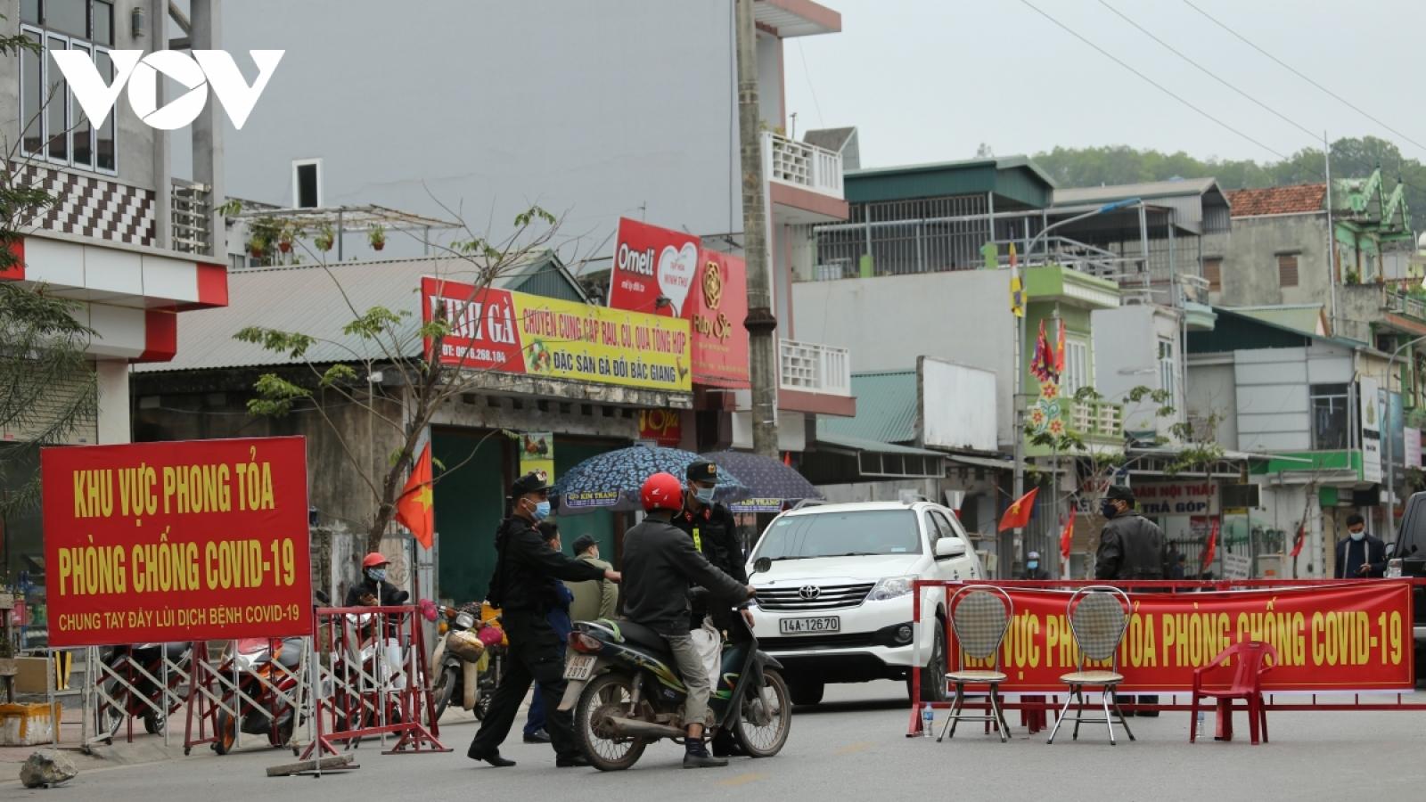 Bắc Ninh tập trung cao độ chống dịch COVID-19, đảm bảo an toàn sản xuất
