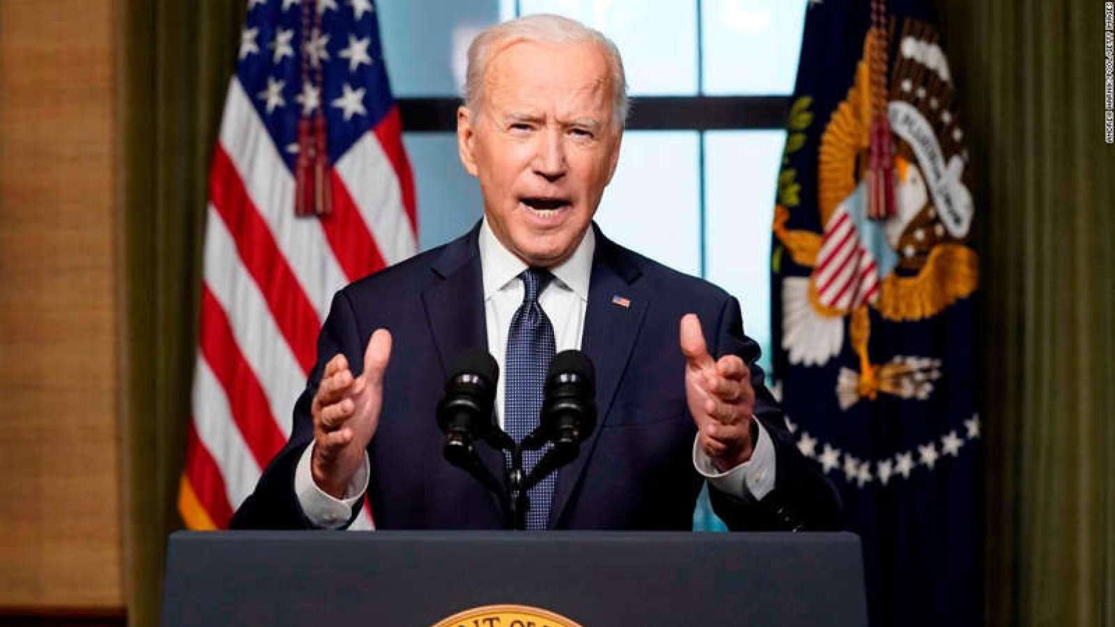 Hình ảnh nước Mỹ được cải thiện đáng kể dưới thời Tổng thống Biden