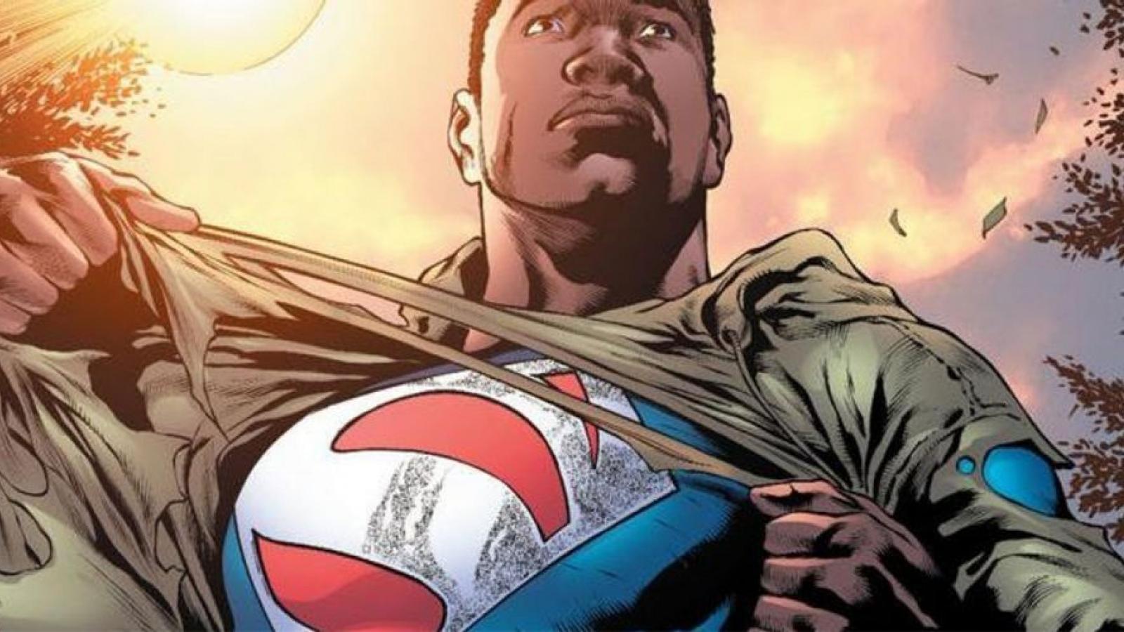 Ai sẽ đảm nhiệm vai Black Superman đầu tiên?
