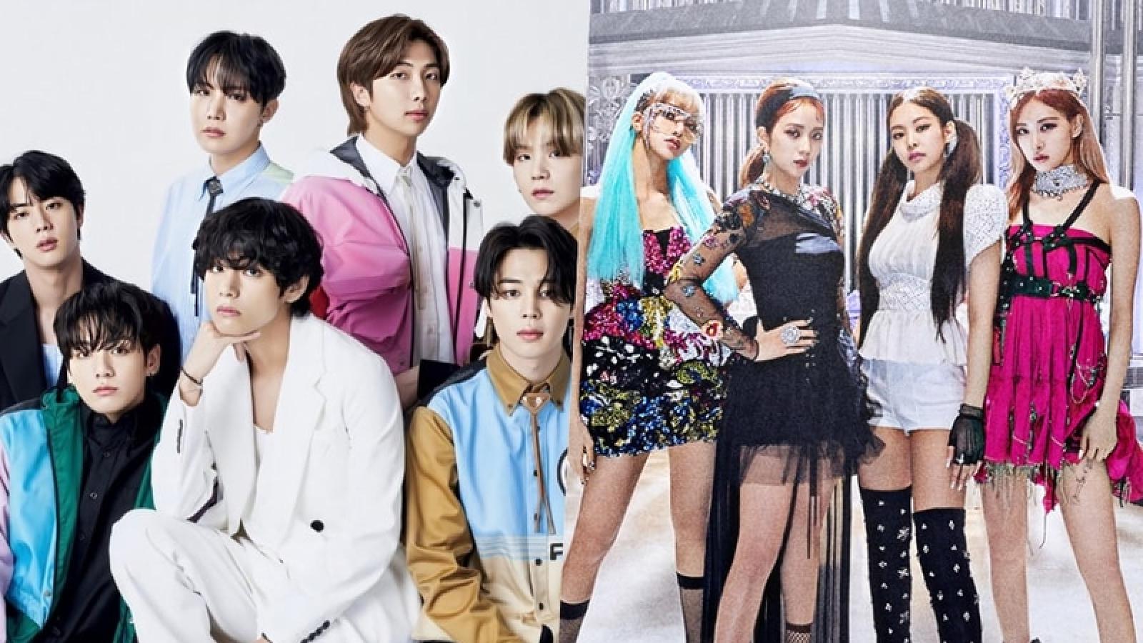 """Vì sao BTS, BLACKPINK và dàn sao châu Á là """"viên ngọc quý"""" của thời trang xa xỉ?"""