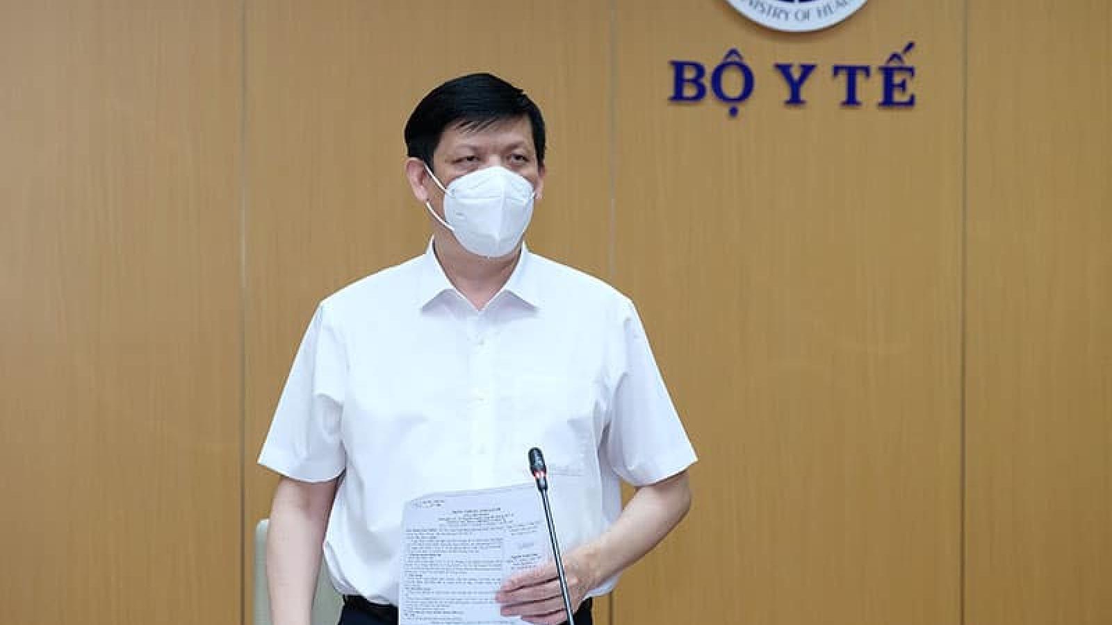 Tổng lực dập dịch ở Bắc Giang: Xét nghiệm nhanh 50.000 người có nguy cơ