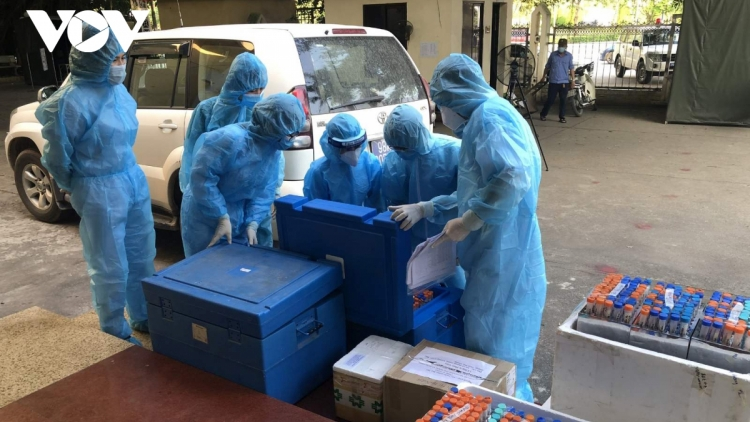 COVID-19 cases skyrocket, Bac Giang hotspot appeals for help