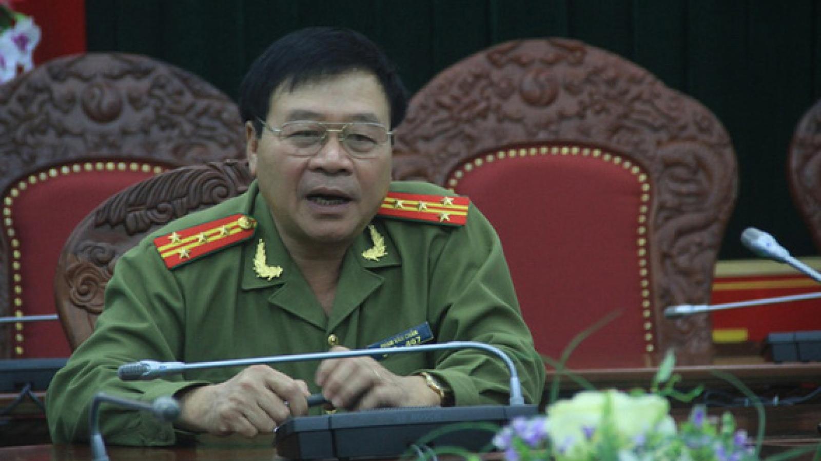 Kỷ luật nguyên Phó Giám đốc Công an tỉnh Gia Lai