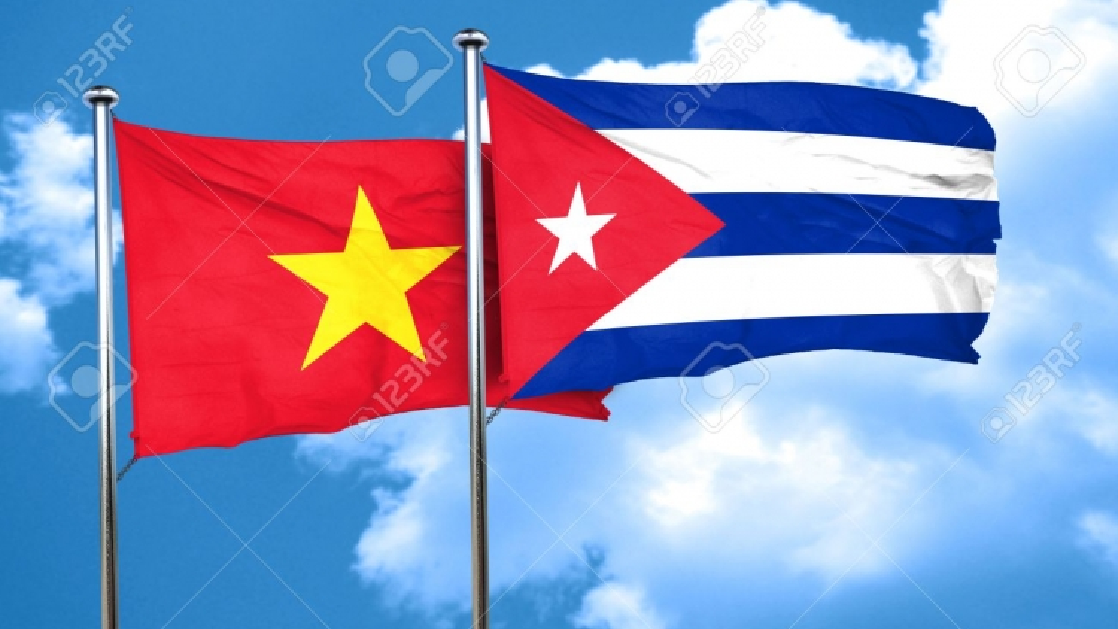 Cuban media highlight talks between Party chiefs of Cuba and Vietnam