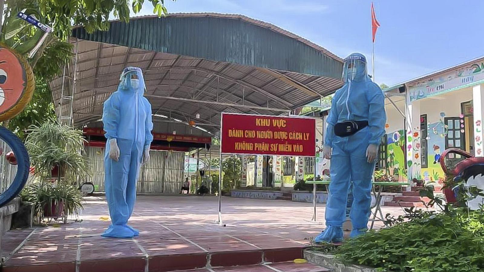 Điện Biên: Đảm bảo các phương án bầu cử tại vùng dịch Si Pa Phìn