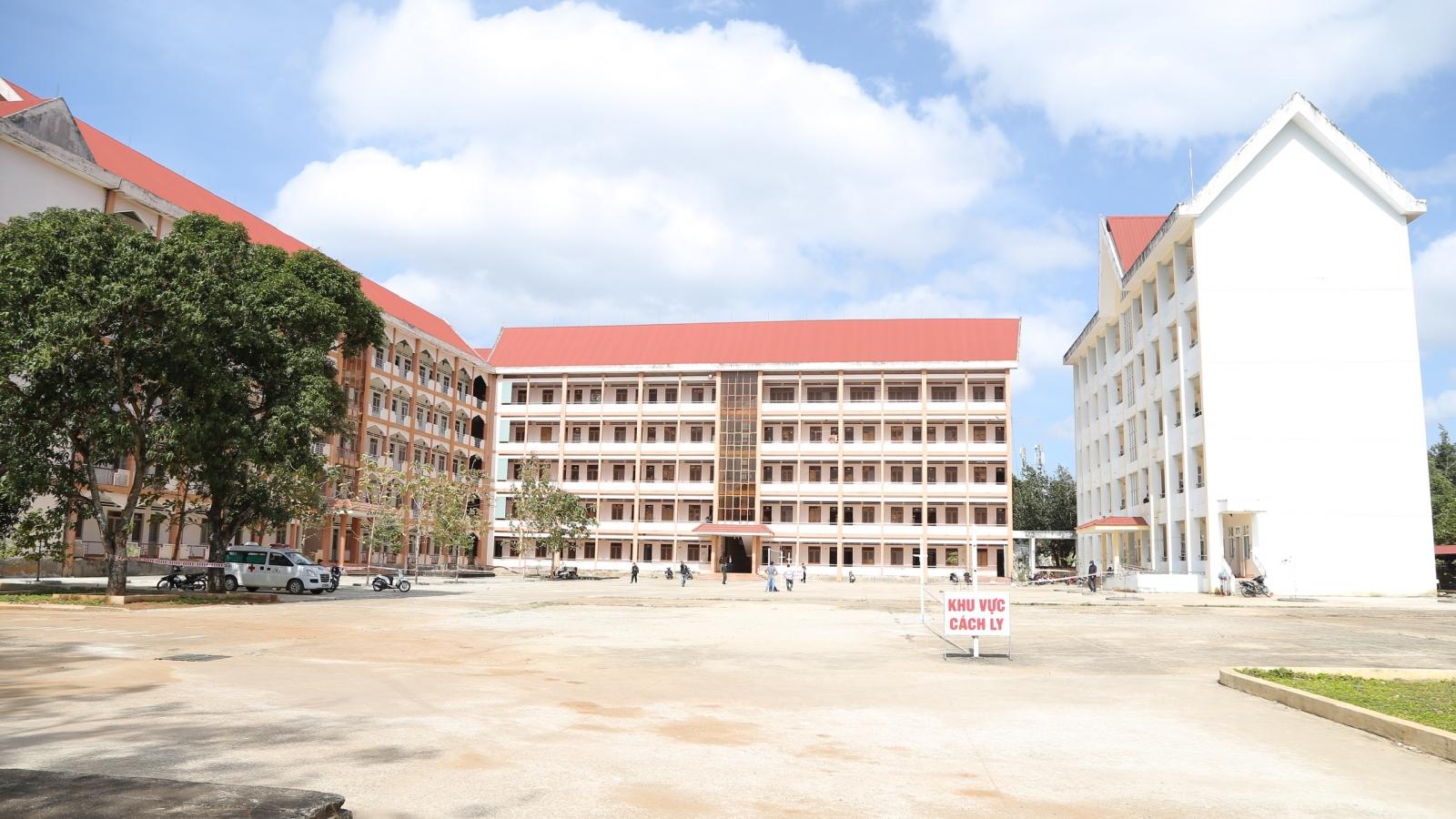 Đắk Lắk: Cách ly tập trung 2 trường hợp là F1 của ca bệnh 3404 ở Đà Nẵng