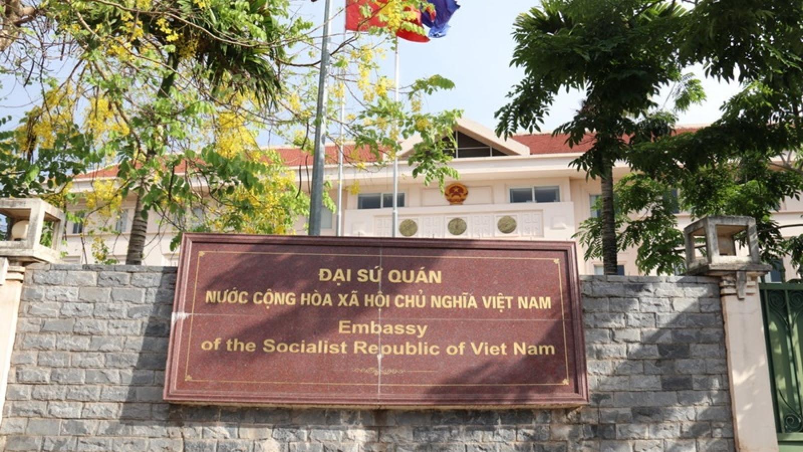 First Vietnamese coronavirus patient dies in Laos