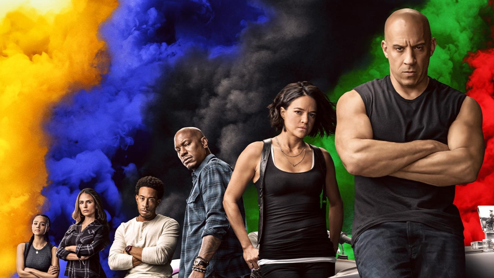 """""""Fast & furious 9"""" đạt doanh thu khủng hứa hẹn phục hồi phòng vé toàn cầu mùa phim hè 2021"""