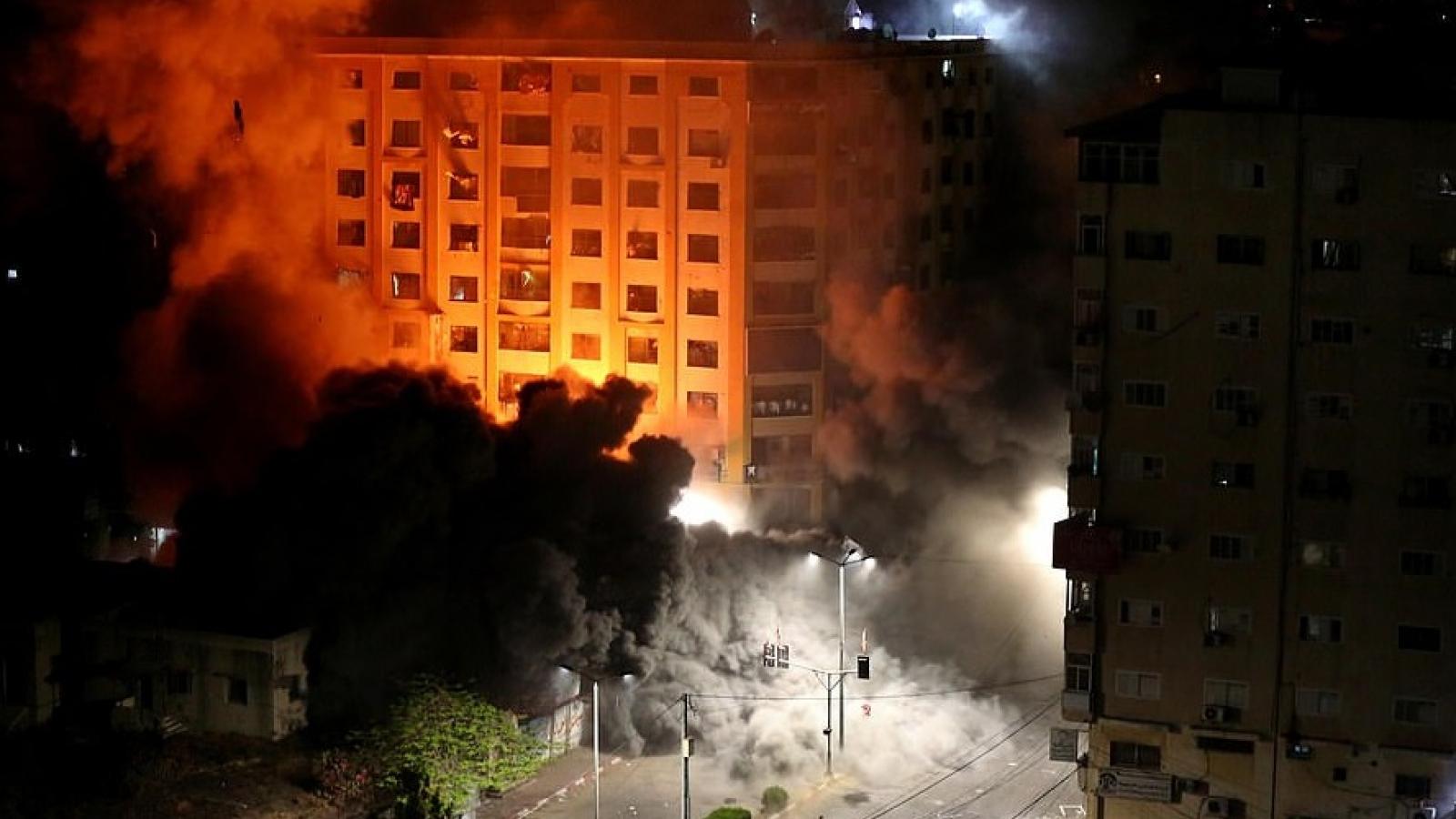 Giải pháp nào có thể giúp hạ nhiệt căng thẳng giữa Israel và Palestine?