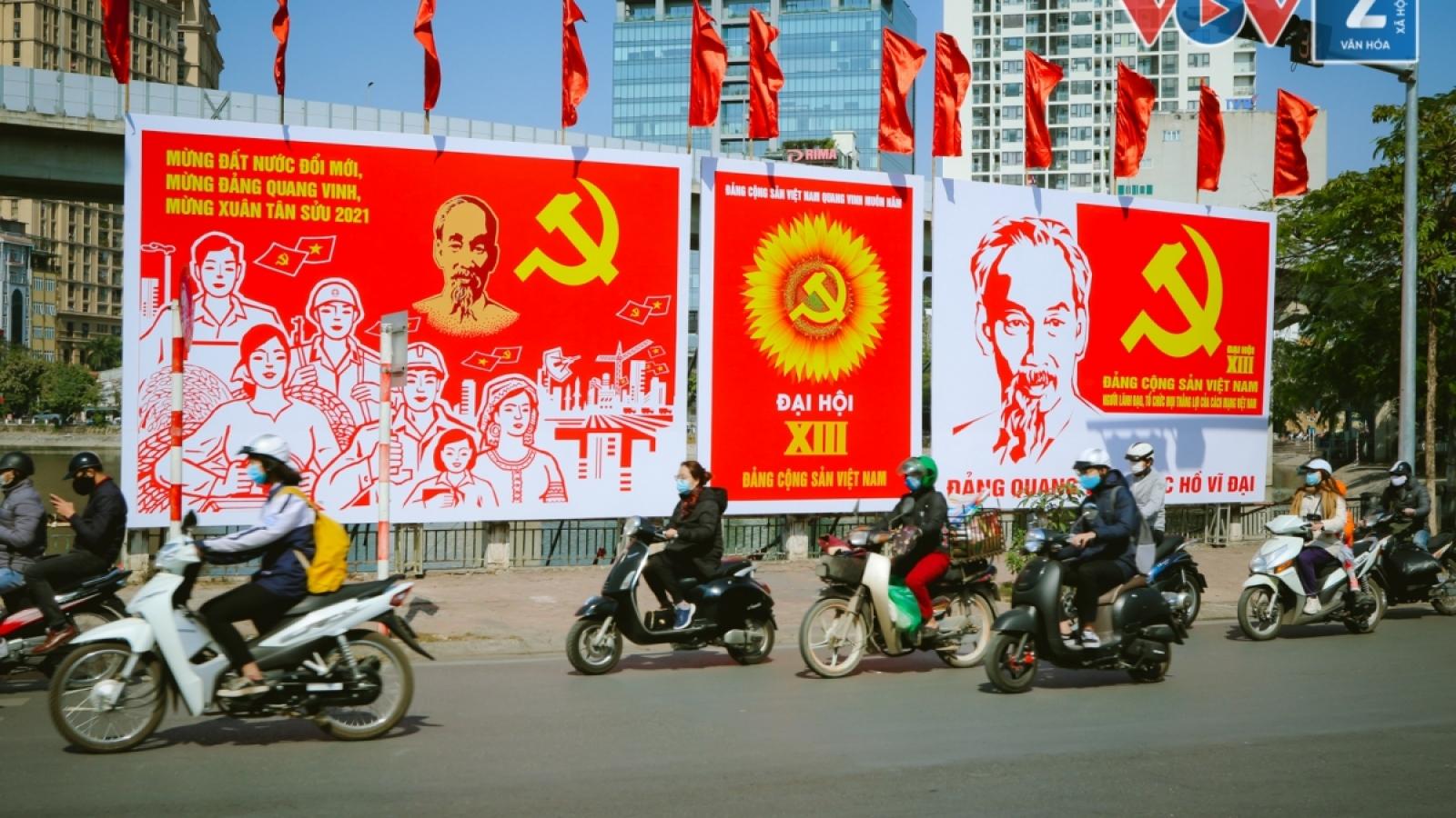 Đi lên CNXH là yêu cầu khách quan, là con đường tất yếu của cách mạng Việt Nam
