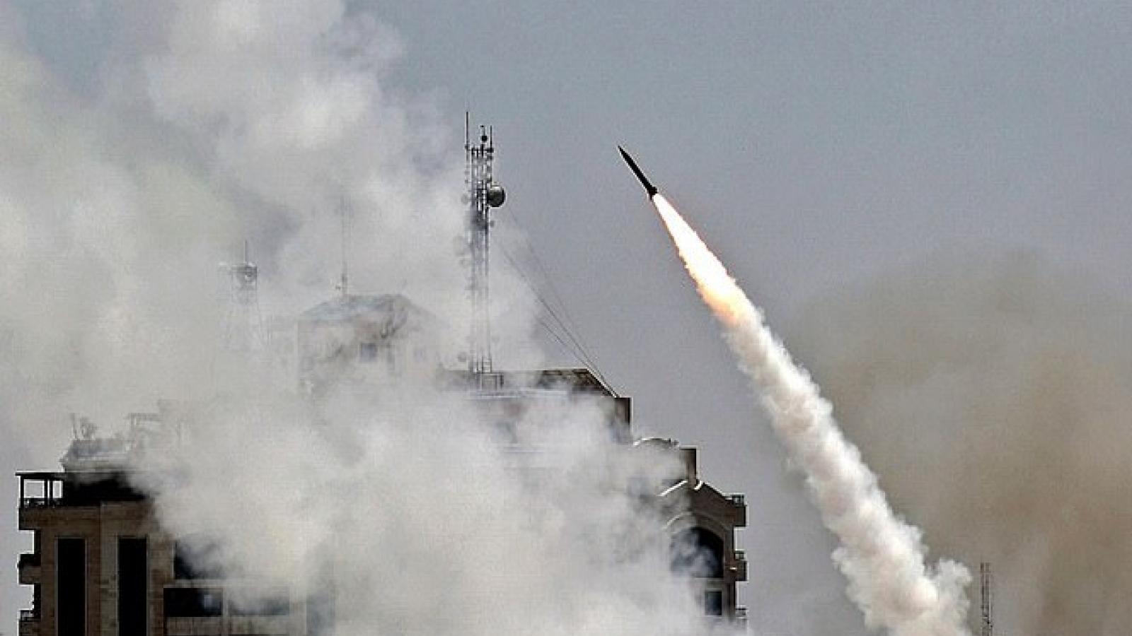 Đại sứ Israel tại Việt Nam sững sờ trước loạt rocket Hamas phóng vào đất nước Do Thái