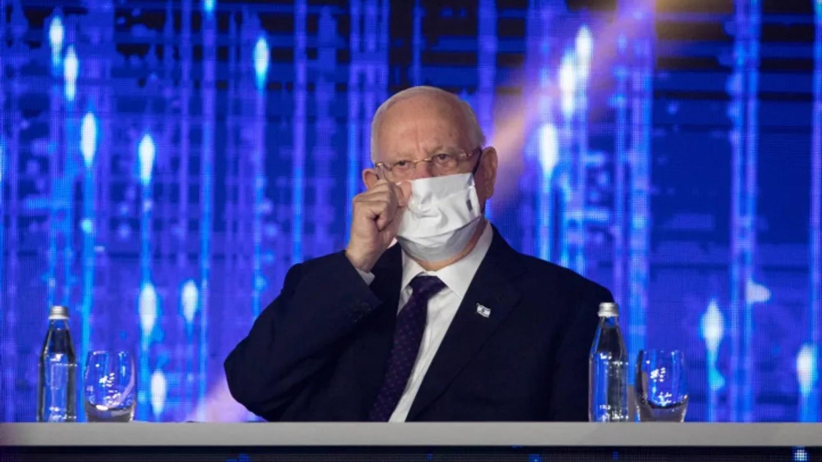 Tổng thống Israel Reuven Rivlin tìm người thành lập chính phủ mới