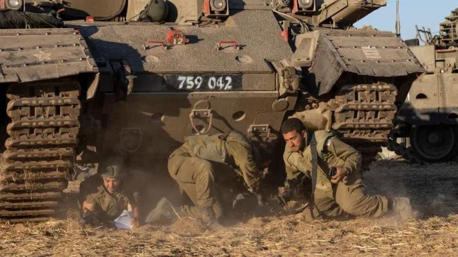 Cuộc không kích thảm khốc nhất của Israel ở Dải Gaza khiến ít nhất 23 người chết