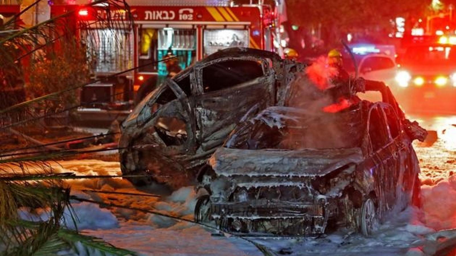 Nhà Trắng lên án các vụ tấn công bằng rocket nhằm vào Israel