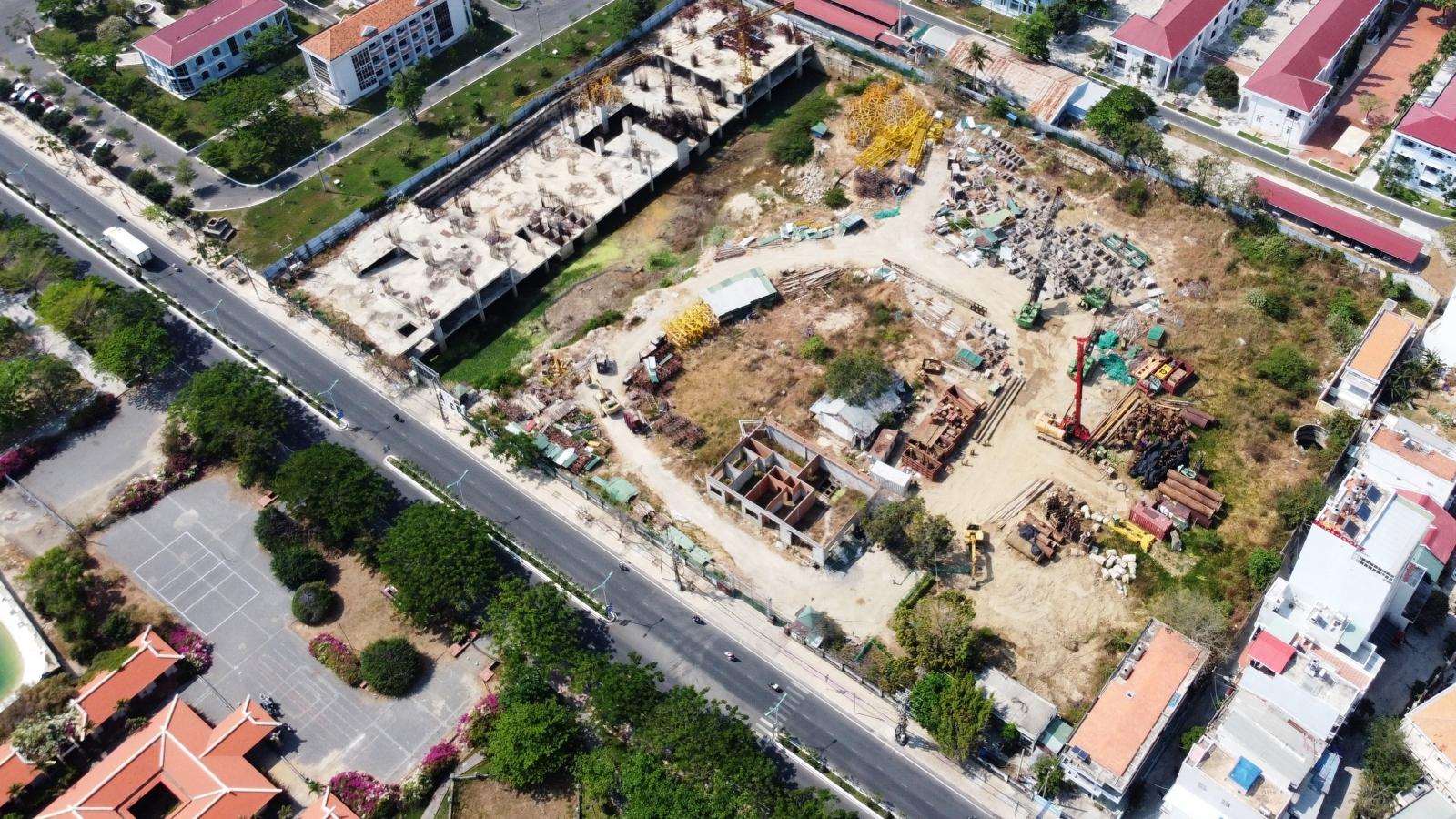 Khánh Hòa: Khởi tố vụ án giao đất công cho doanh nghiệp tại 28E Trần Phú