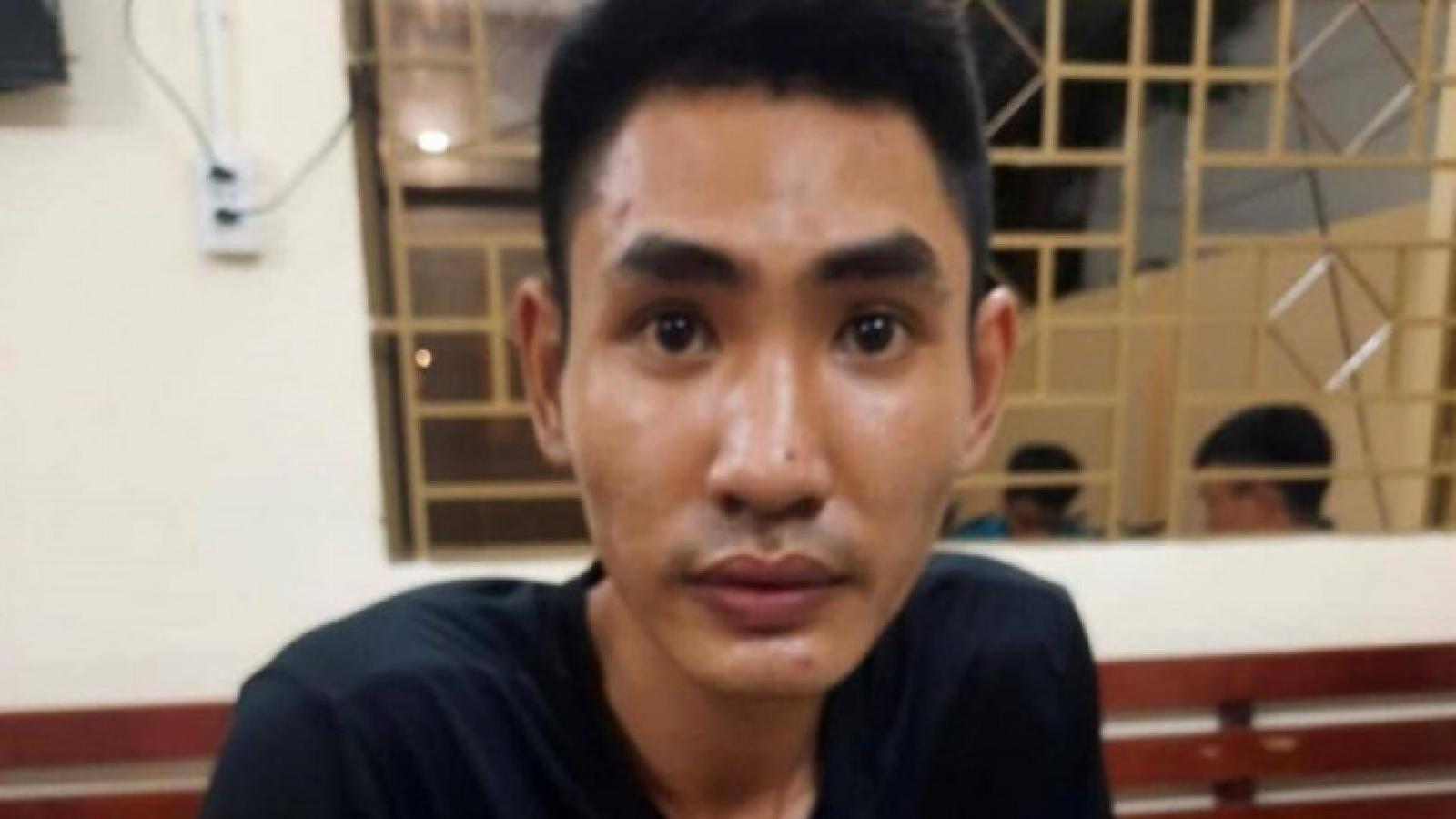 Bắt tên cướp xe ôm tại Long An đang trốn ở TPHCM