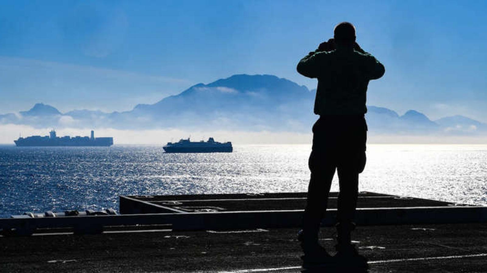 """Bài toán khó của Hải quân Mỹ trên """"đấu trường"""" Bắc Cực với Nga - Trung"""