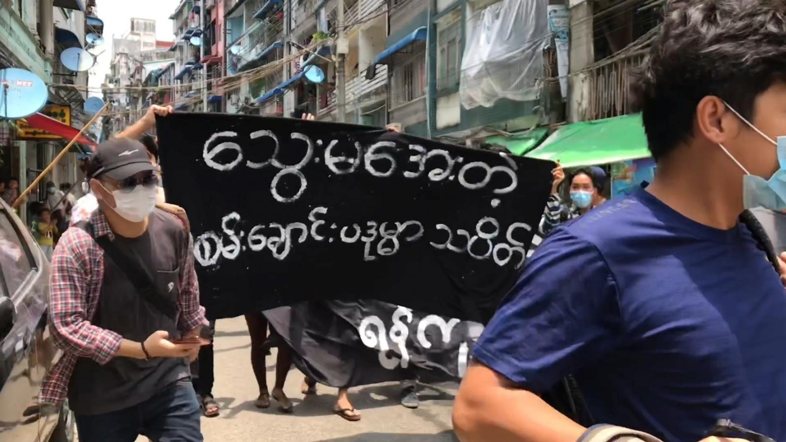 Thái Lan cho phép hơn 2.000 người Myanmar tị nạn