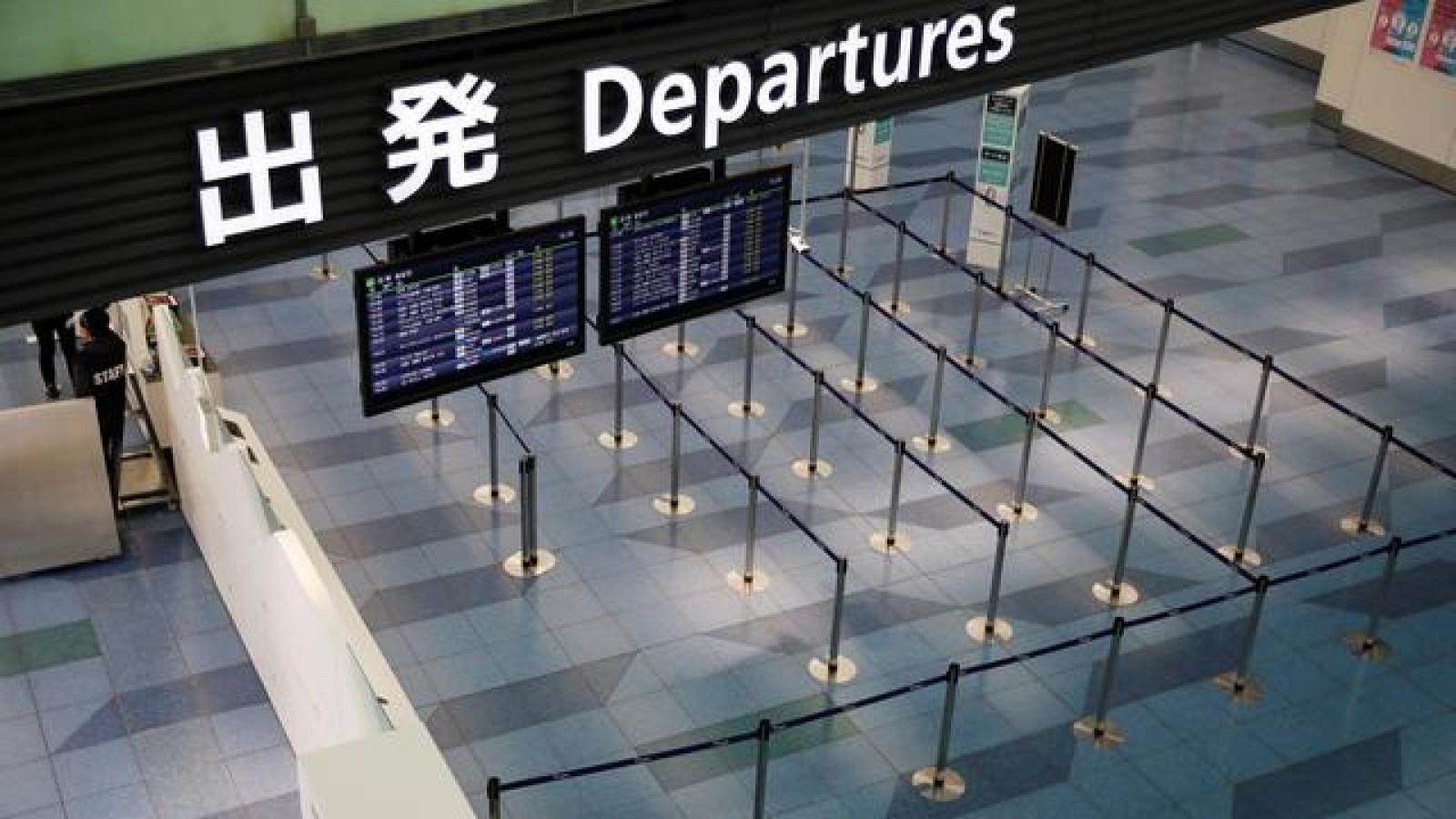 Người dân Mỹ được khuyến cáo tránh tới Nhật Bản do Covid-19