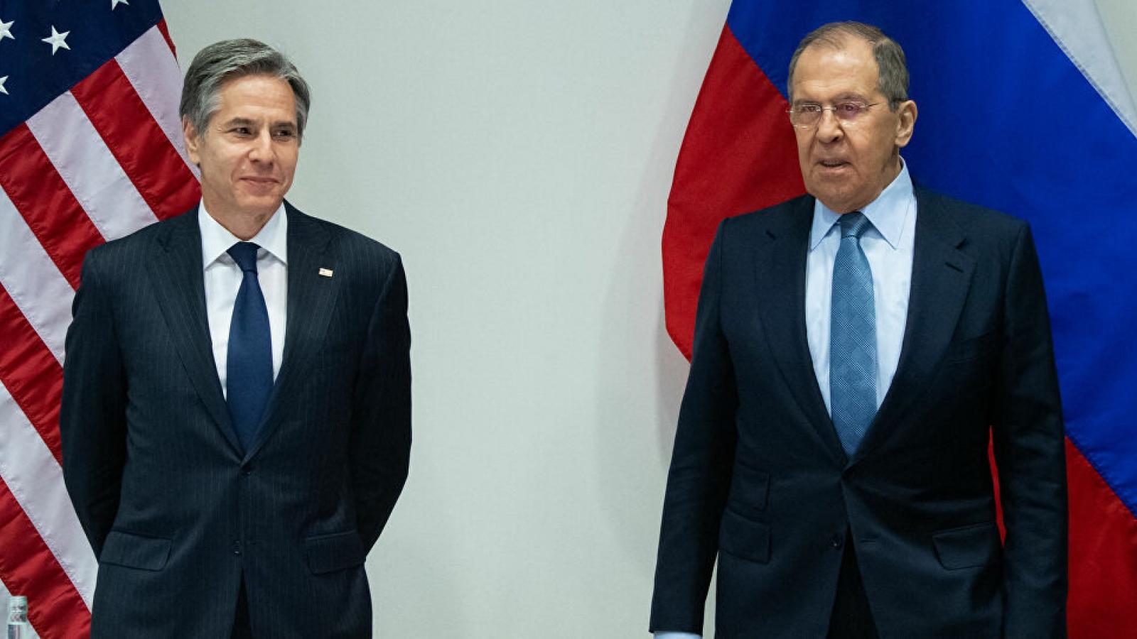Nga – Mỹ hội đàm cấp bộ trưởng lần đầu kể từ khi ông Biden nhậm chức