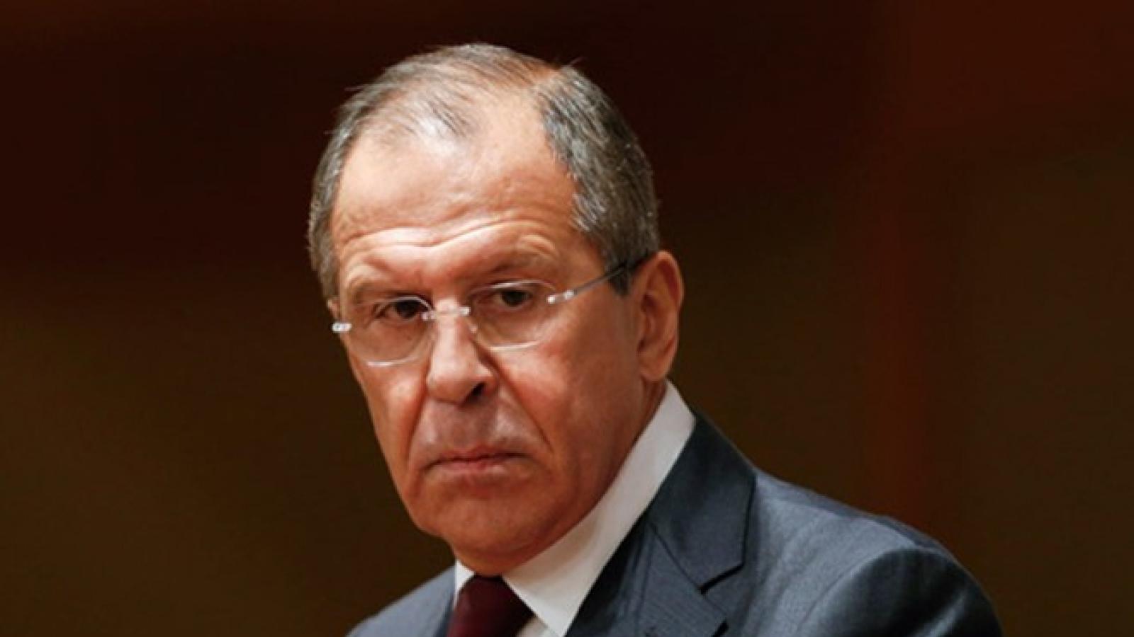 """Nga sẽ sớm công bố danh sách các nước """"không thân thiện"""""""