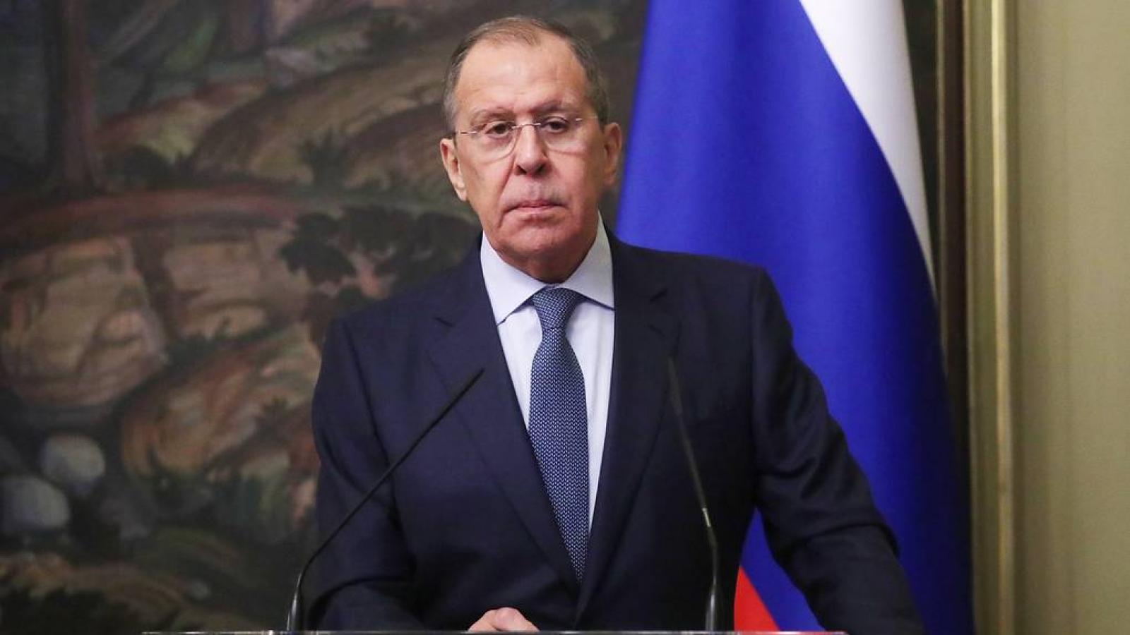 """Nga nêu lý do đưa Mỹ và Séc vào """"danh sách đen"""" những nước không thân thiện"""