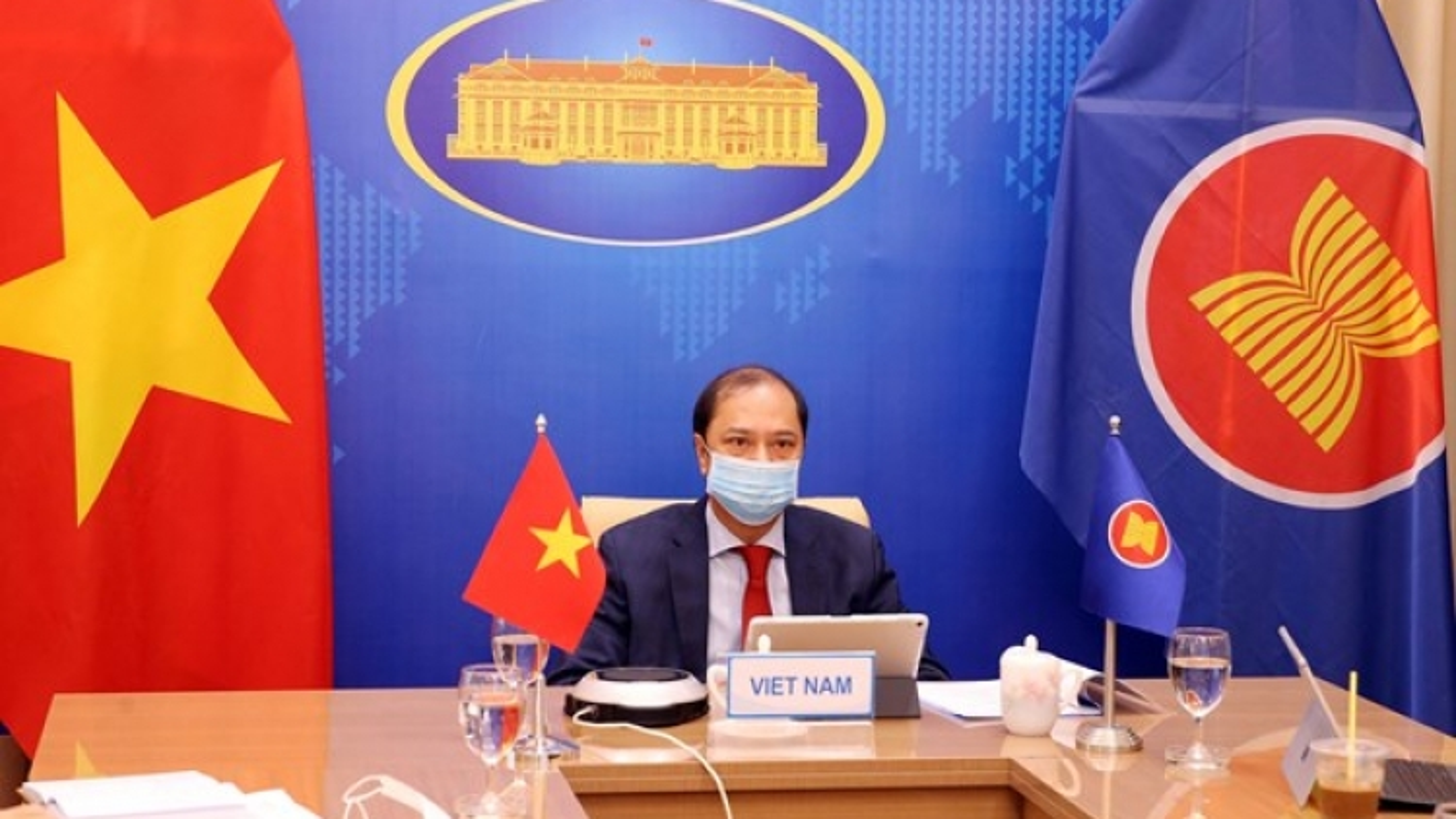 Vietnam attends virtual 34th ASEAN-US Dialogue