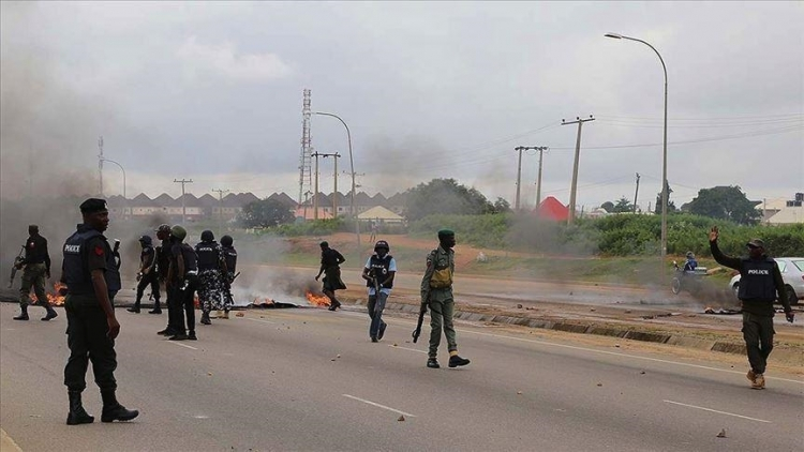 30 người thiệt mạng trong vụ tấn công vào khu đồn trú quân đội ở Nigeria