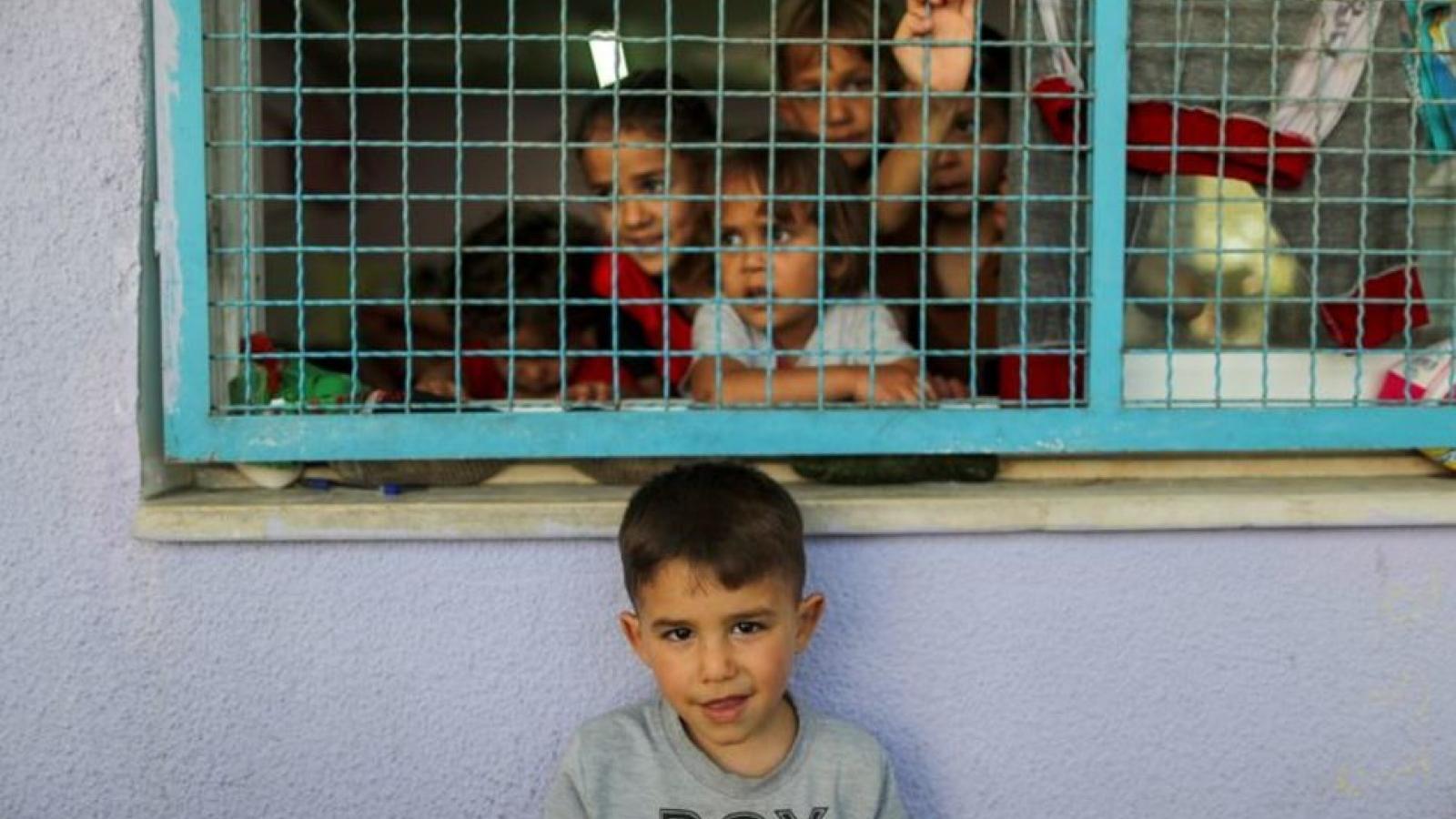 Liên Hợp Quốc: Xung đột ở Gaza khiến hơn 52.000 người Palestin phải đi chạy nạn