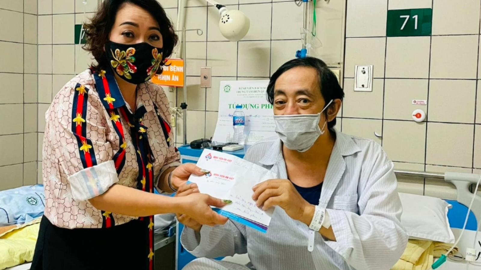 """Nghệ sĩ Giang """"Còi"""" phải nhập viện vì sức khoẻ bất ngờ diễn biến xấu"""