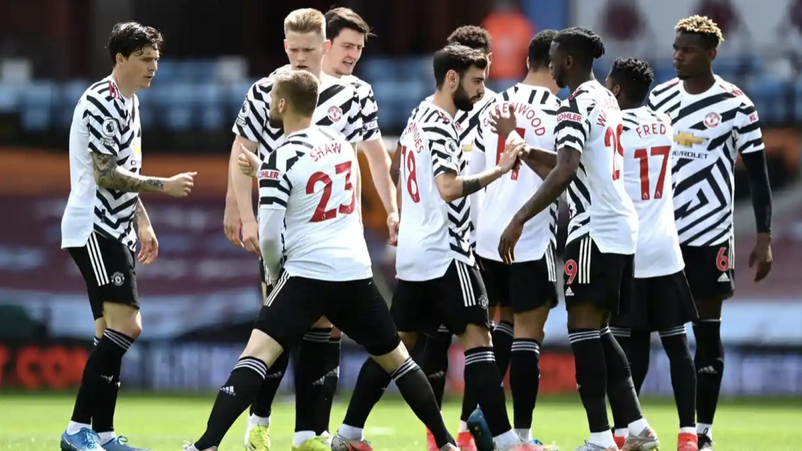TRỰC TIẾP Aston Villa 1 - 0 MU: Gáo nước lạnh ở Villa Park