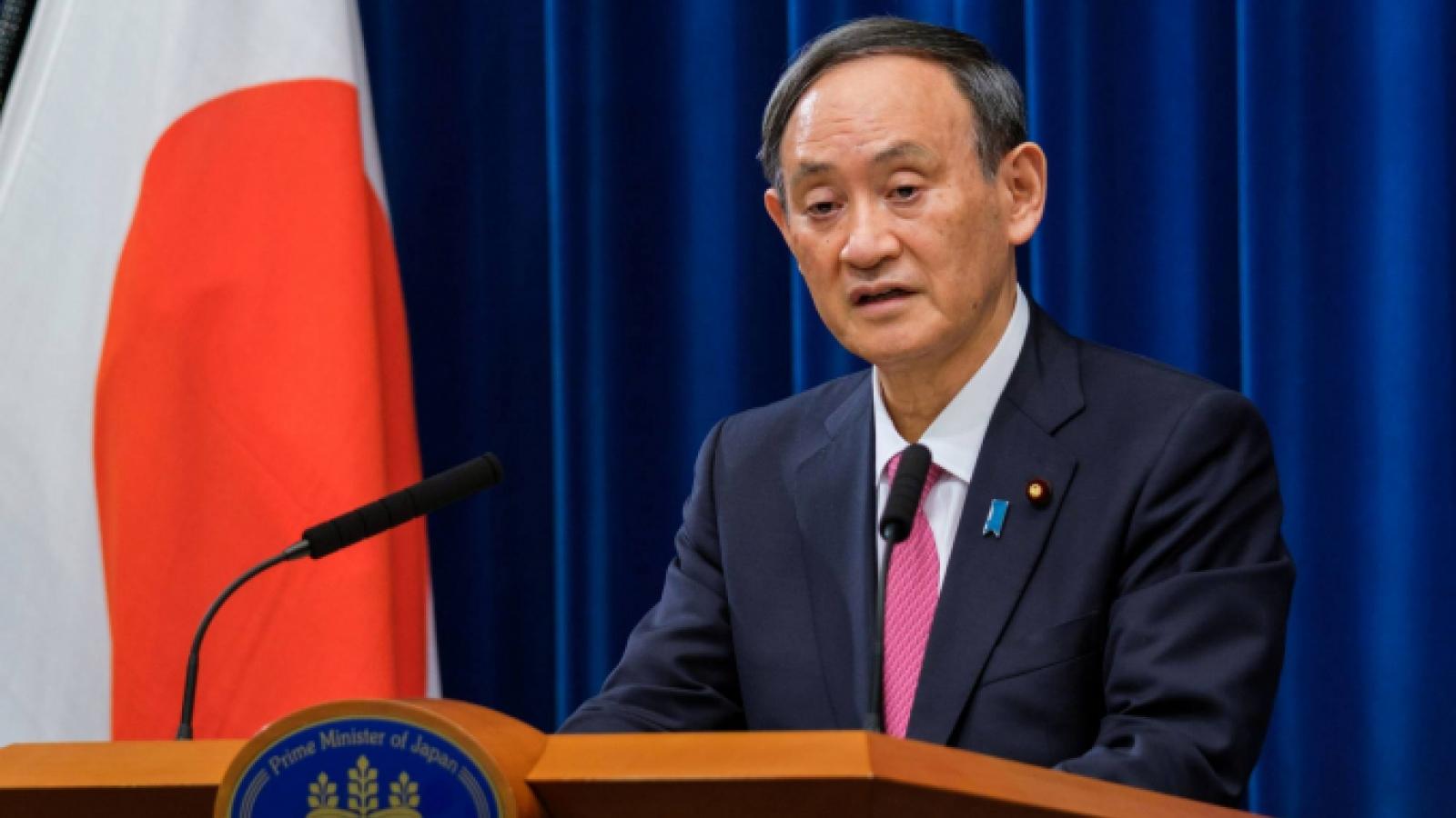 Phản ứng của Nhật Bản về việc Triều Tiên phóng tên lửa đạn đạo