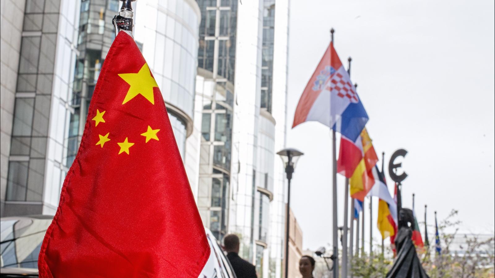 """Sai lầm nghiêm trọng khiến Trung Quốc đang """"mất"""" châu Âu"""