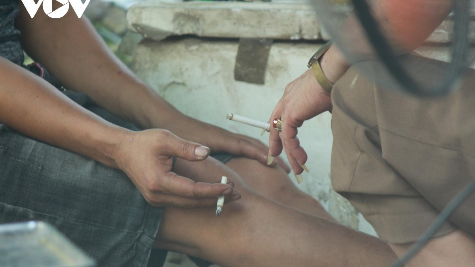 Hút thuốc lá gây ung thư nhiều bộ phận trong cơ thể
