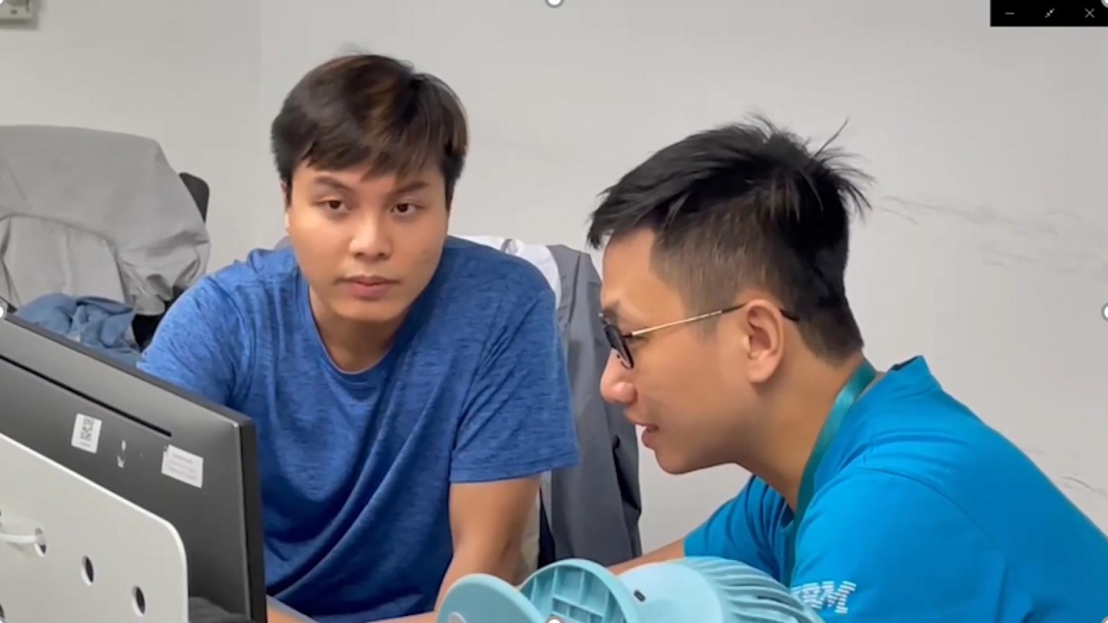 Việt Nam giành giải thưởng về đào tạo robot và trí tuệ nhân tạo của Tập đoàn IBM
