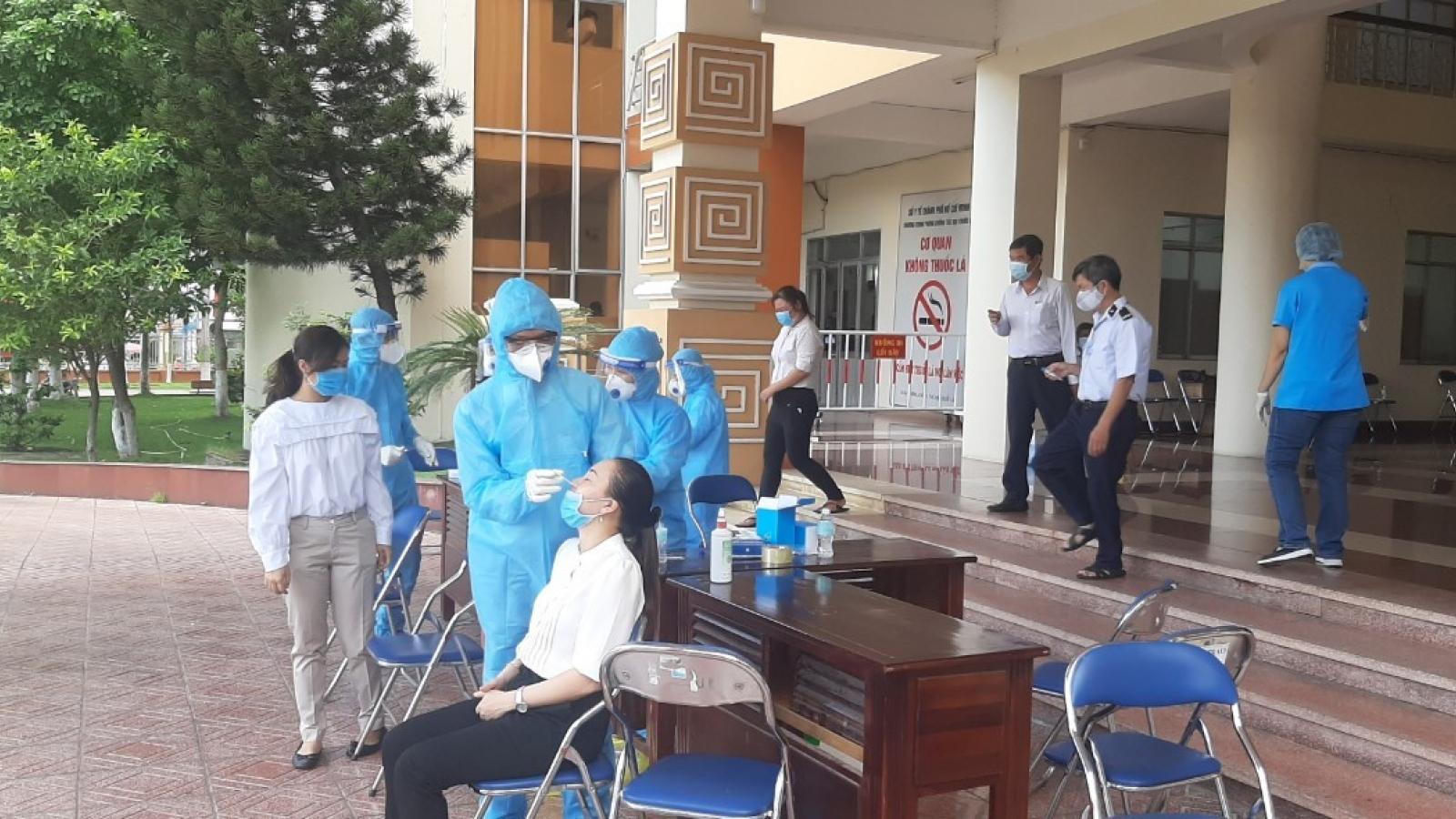 Thông tin mới về BN3298 dương tính tại Đà Nẵng đi nhiều nơi ở TP.HCM