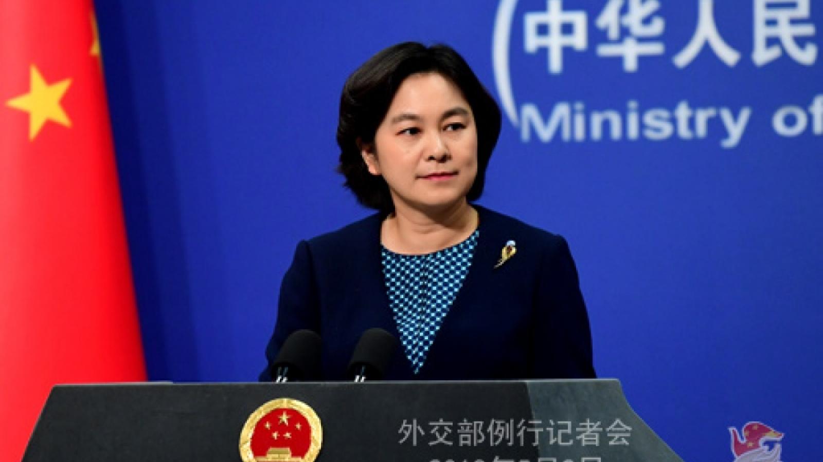 Trung Quốc cho rằng Mỹ rút quân khiến Afghanistan xảy ra hàng loạt vụ đánh bom
