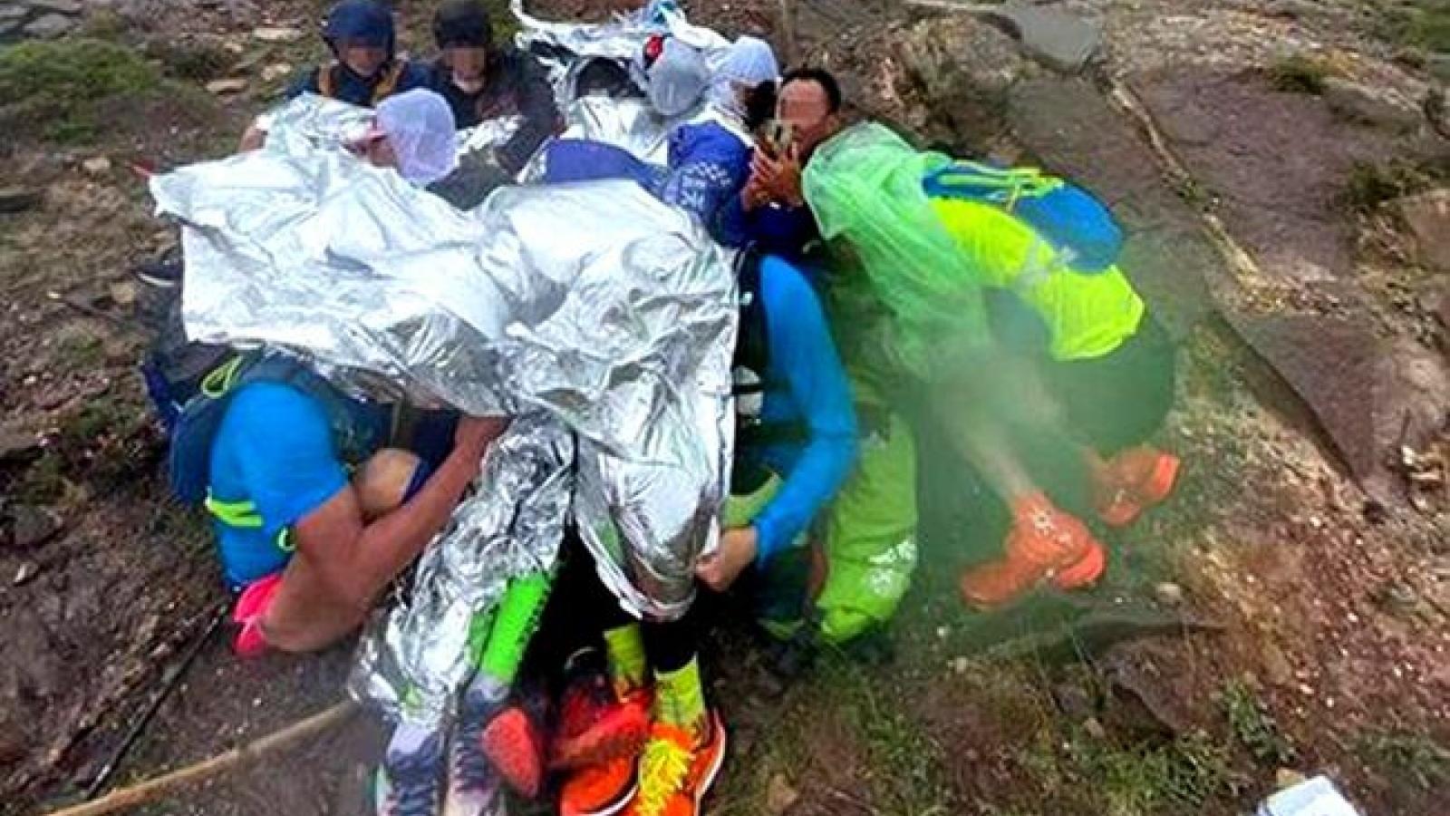 Trung Quốc hoãn, hủy hàng loạt giải chạy việt dã sau sự kiện 21 người thiệt mạng