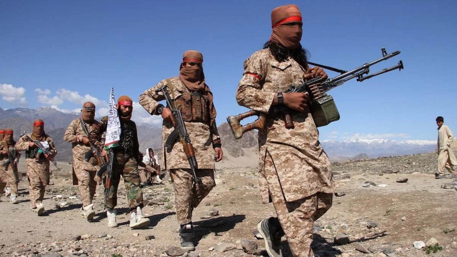 Tướng Mỹ cho biết Taliban đã kiểm soát một nửa số quận/huyện ở Afghanistan