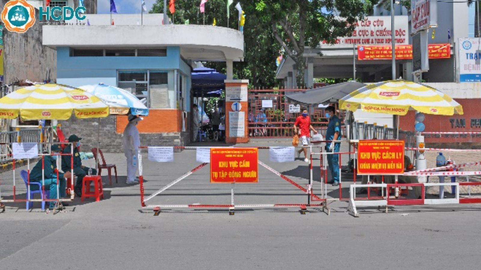 Ho Chi Minh City on full alert as dozens test positive for COVID-19