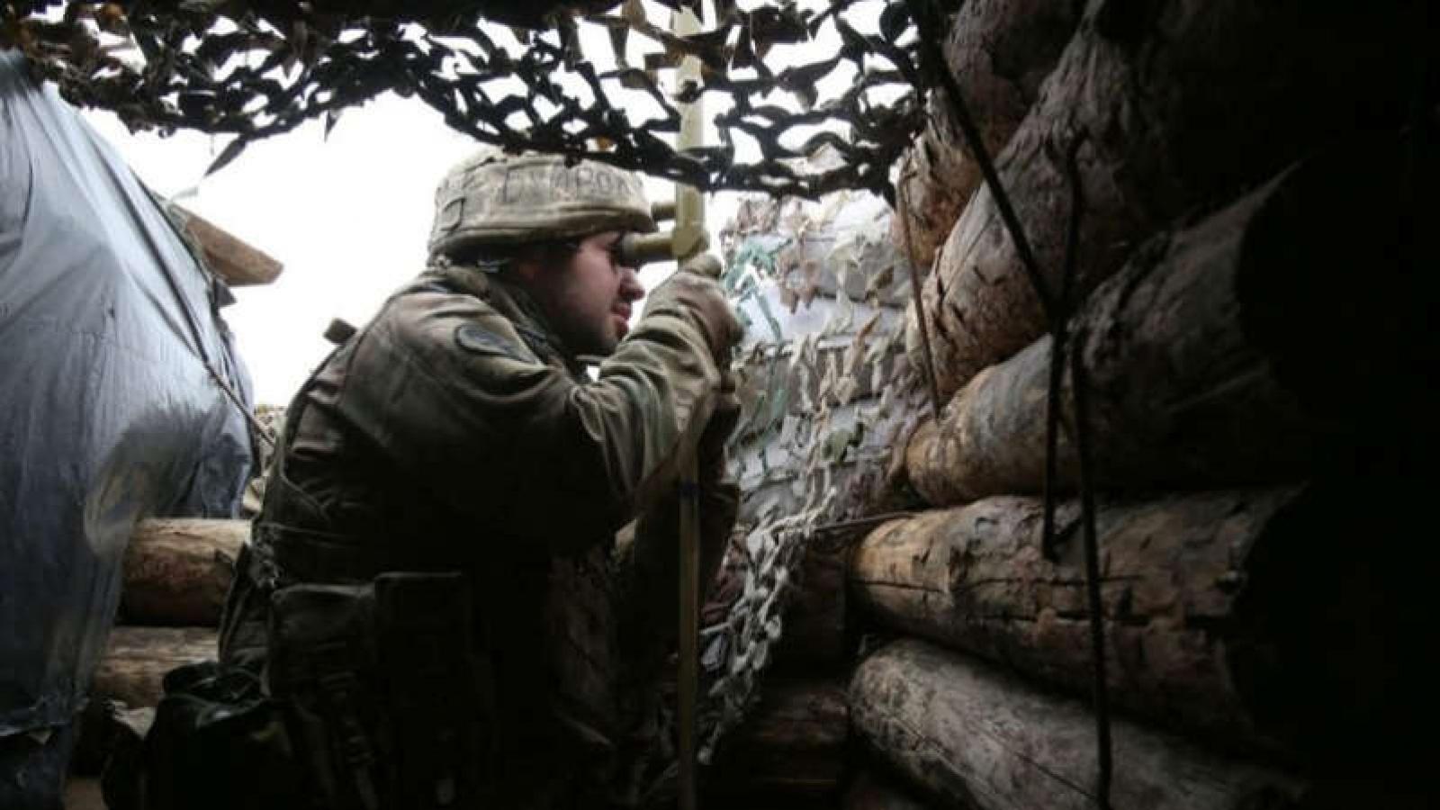 Nga vẫn duy trì 80.000 quân ở biên giới với Ukraine giữa lúc NATO tập trận