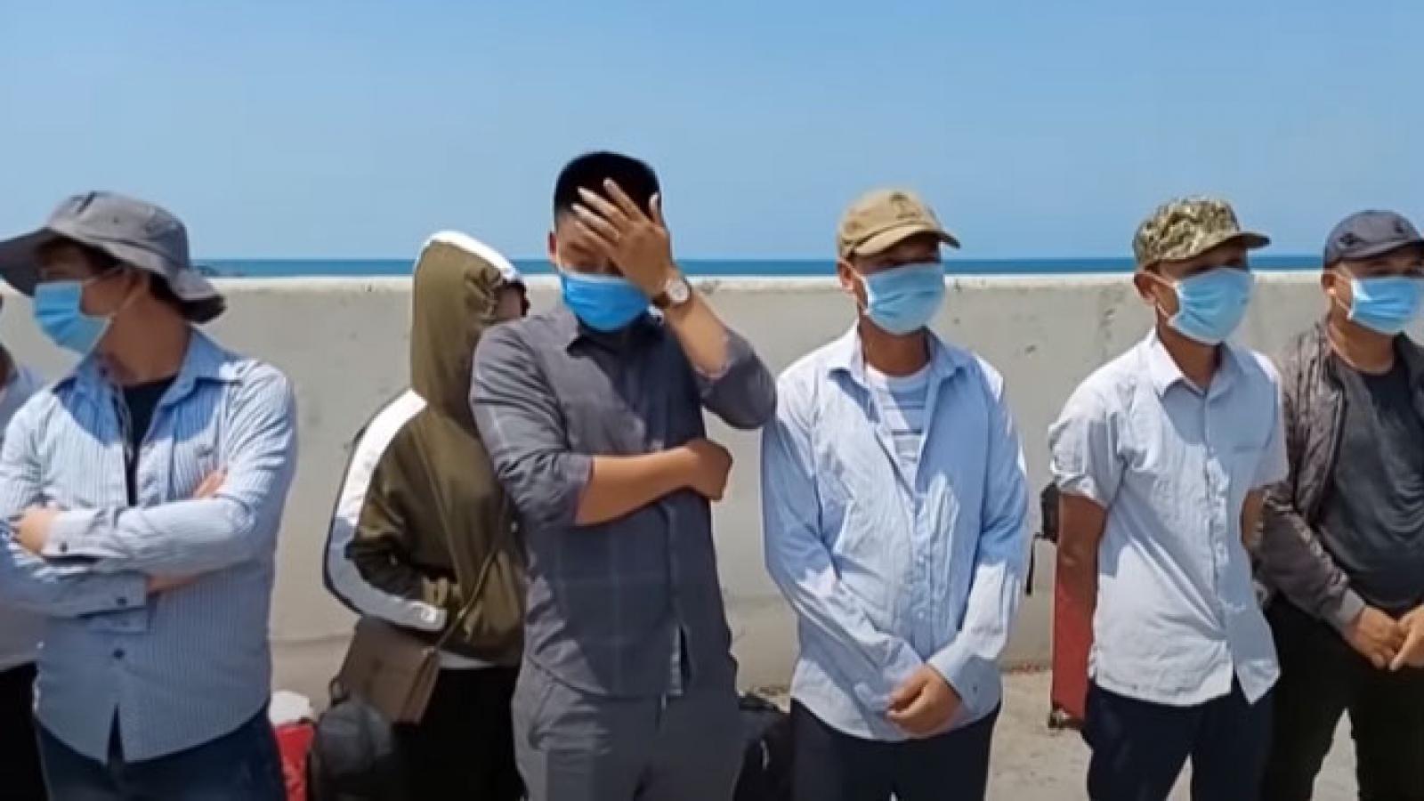 Lật tẩy chiêu thức người Trung Quốc nhập cảnh trái phép vào Việt Nam