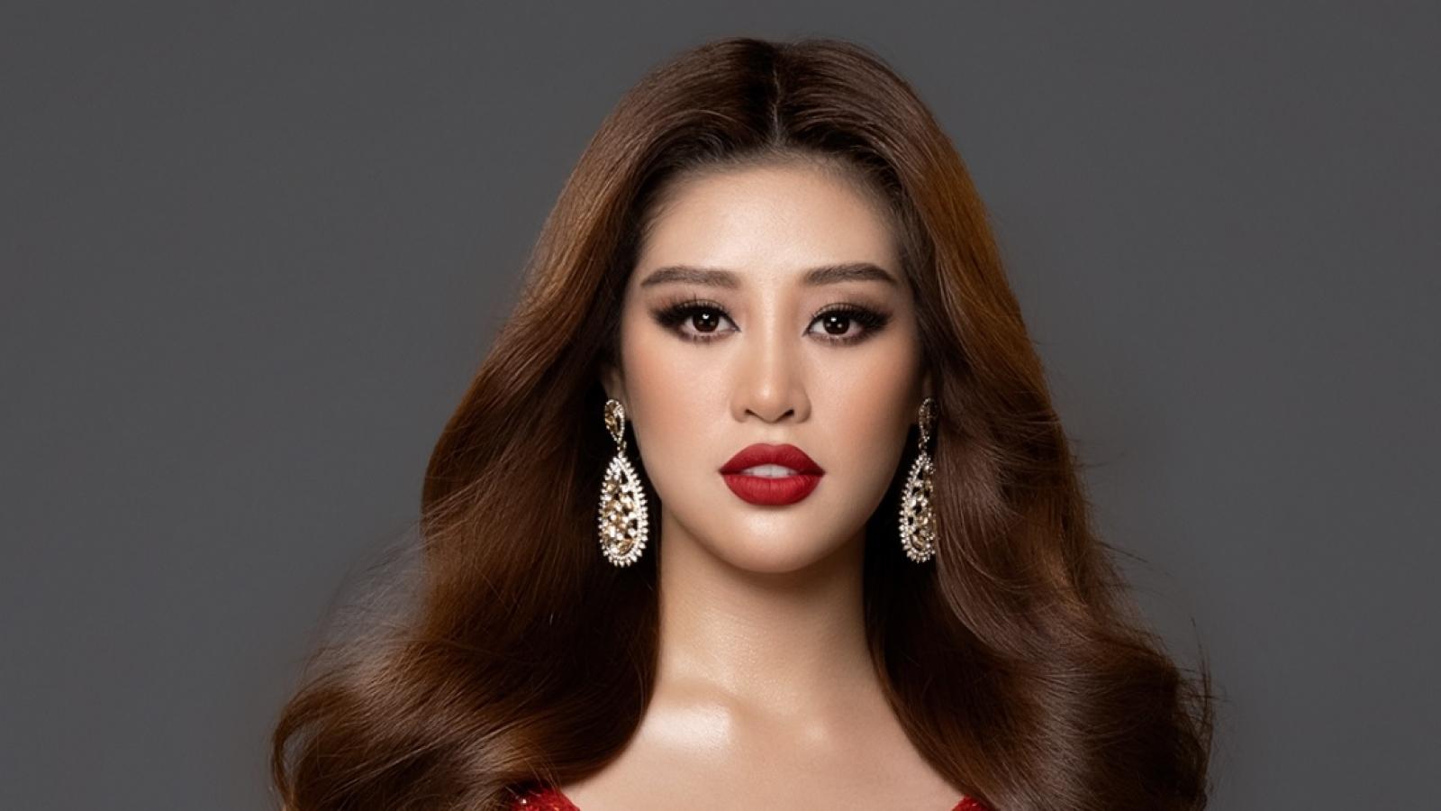 Missosology đánh giá Khánh Vân đứng thứ 21 trong bảng xếp hạng Miss Universe