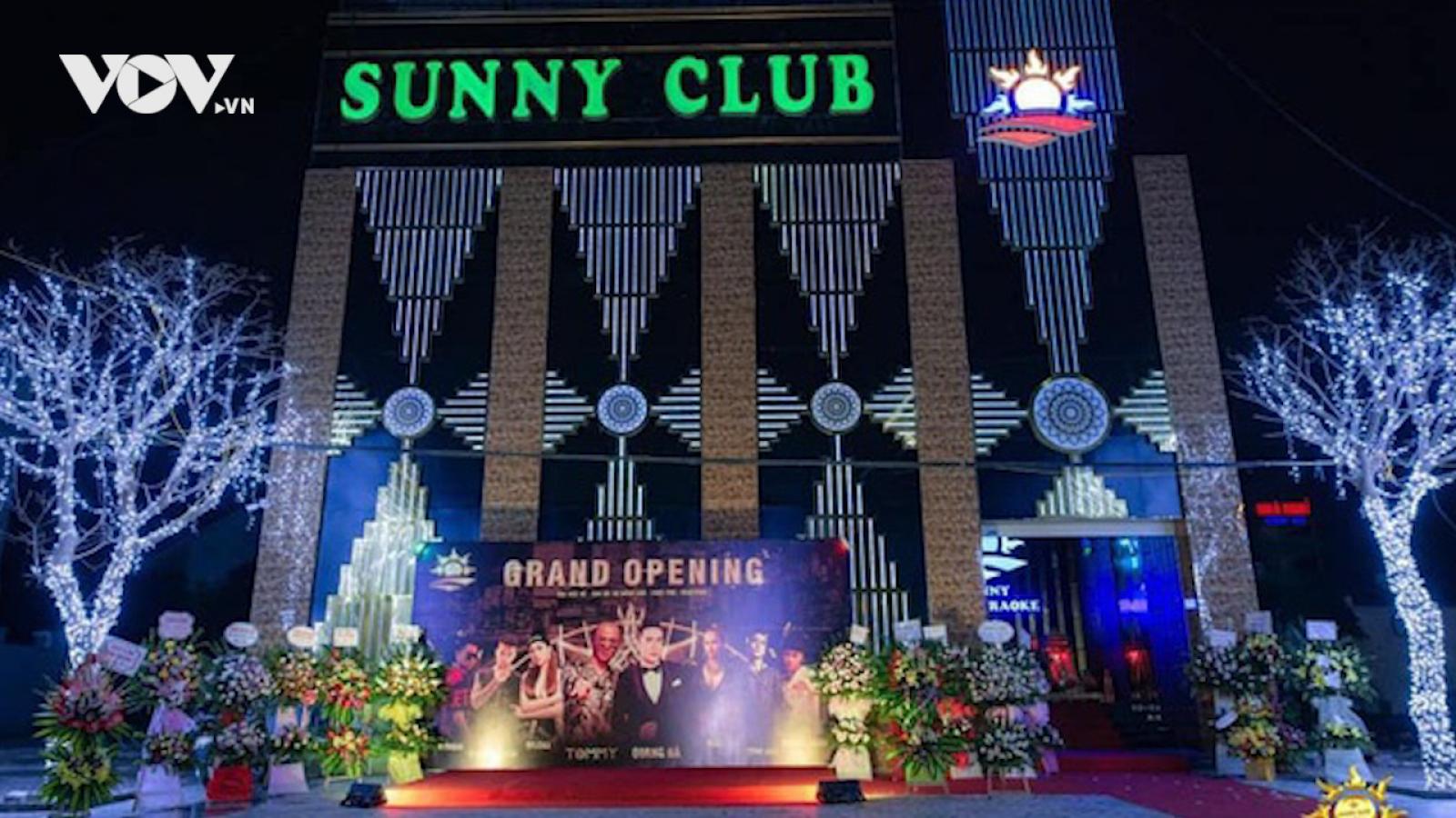 Các video đồi trụy được cho là ở quán bar Sunny là 'giả'