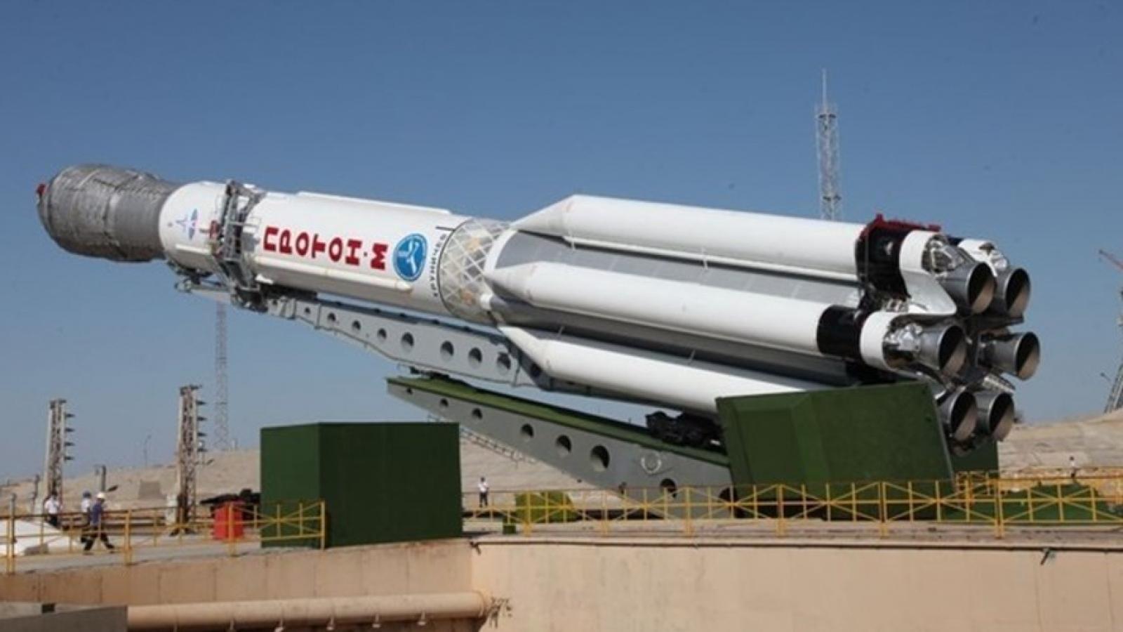 Nga và Trung Quốc thiết lập kỷ nguyên hợp tác mới về không gian