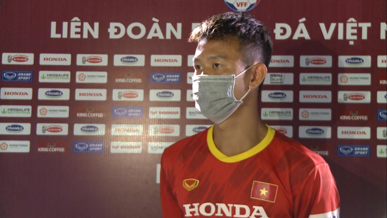 """Cầu thủ U22 Việt Nam vui mừng dù bị HLV Park Hang Seo """"làm khó"""""""