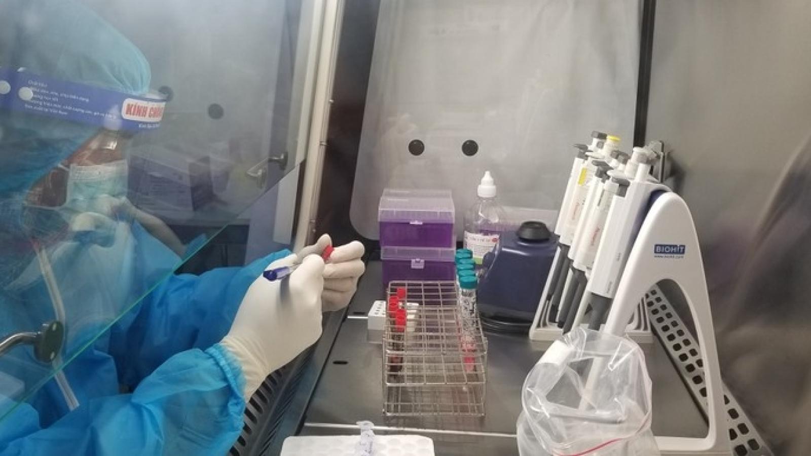 Hầu hết ca mắc COVID-19 tại Đà Nẵng thuộc biến chủng của Anh