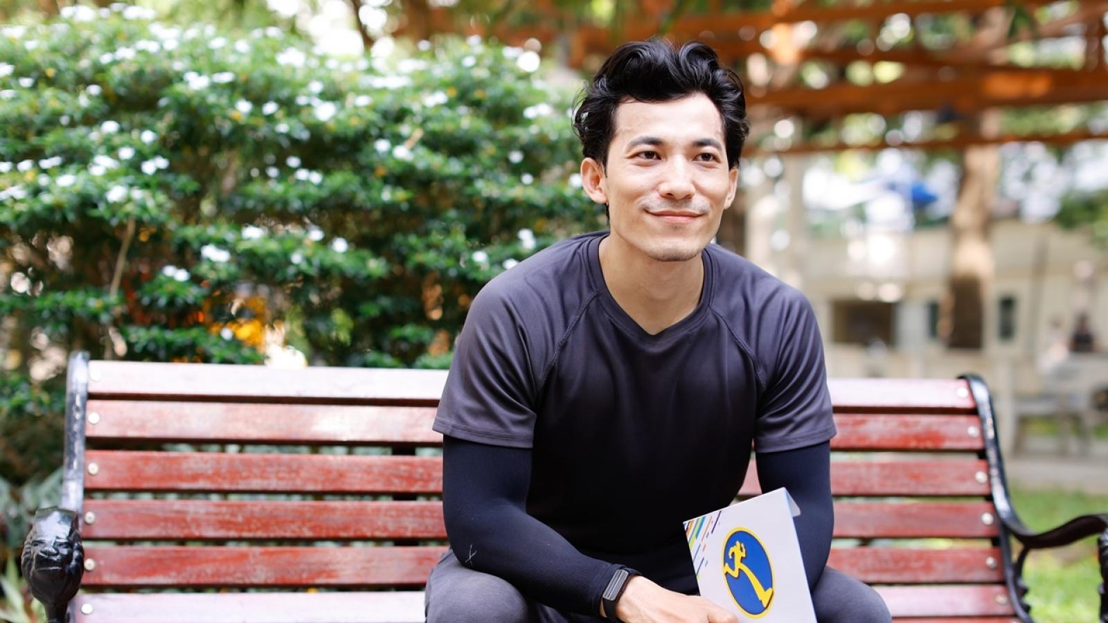 """Chính thức trở lại Running Man Việt Nam, Liên Bỉnh Phát tiết lộ """"bí kíp sống lâu"""""""